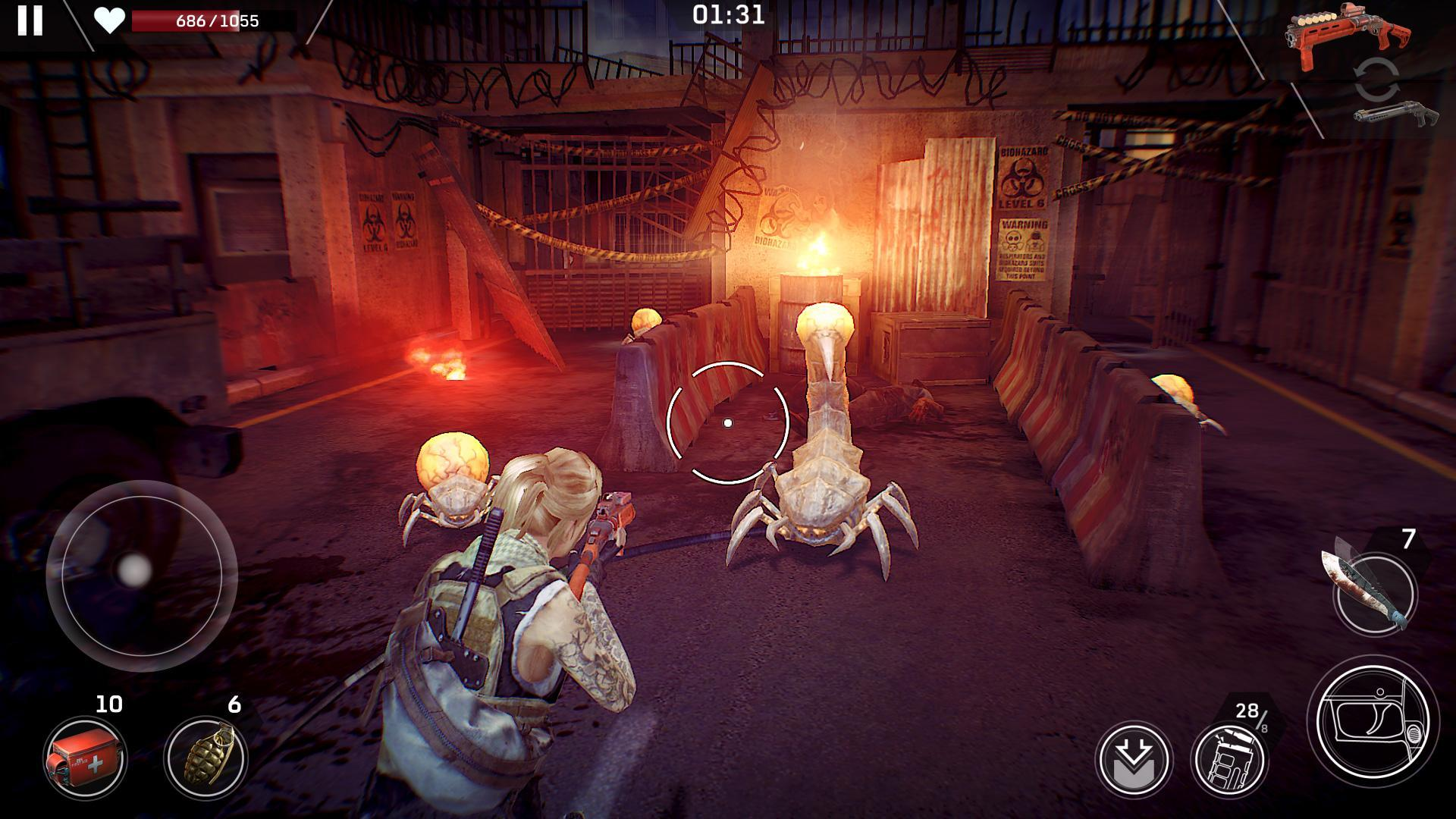 Left to Survive Zombie Survival PvP Shooter 4.2.0 Screenshot 16