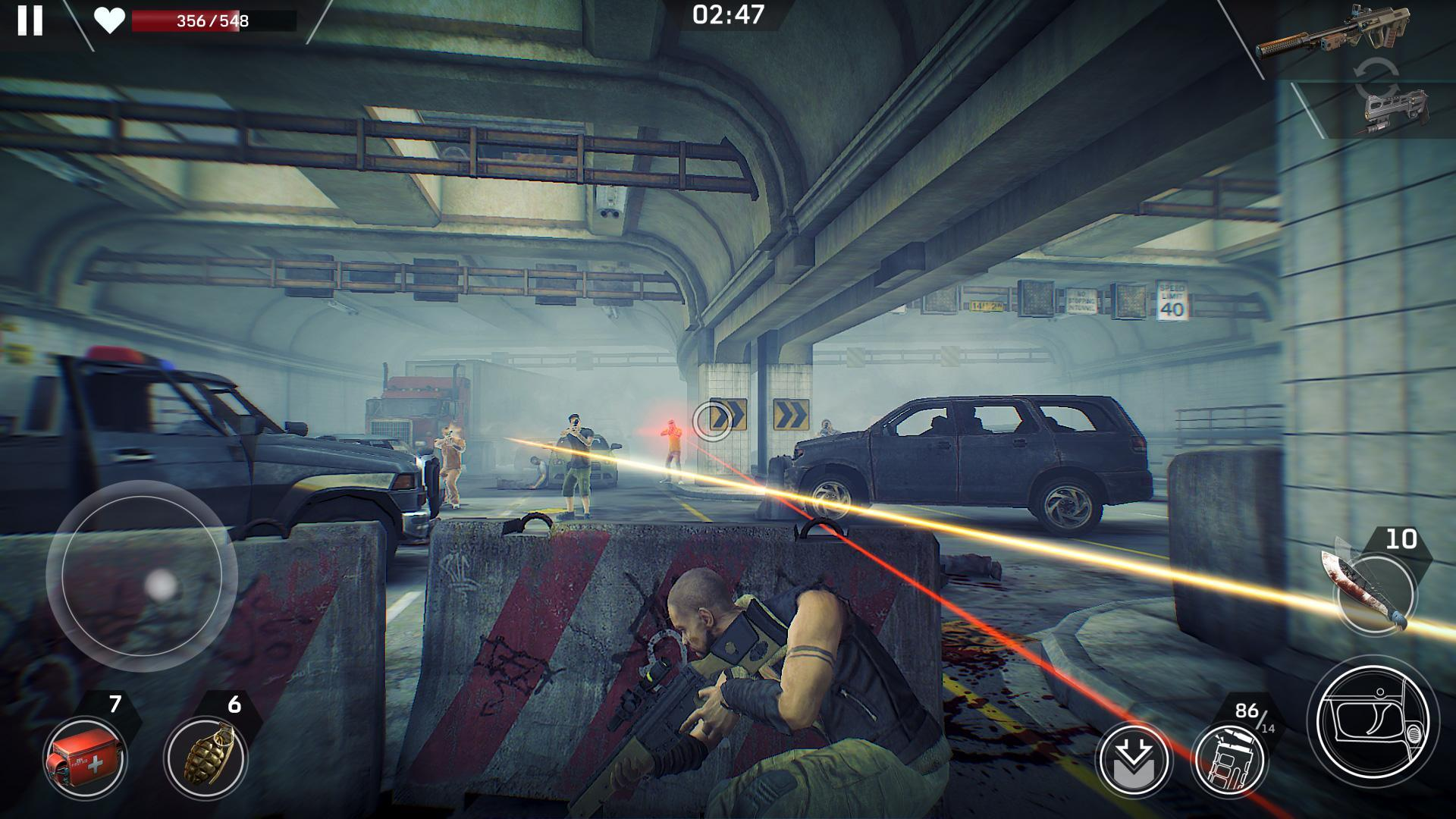 Left to Survive Zombie Survival PvP Shooter 4.2.0 Screenshot 18