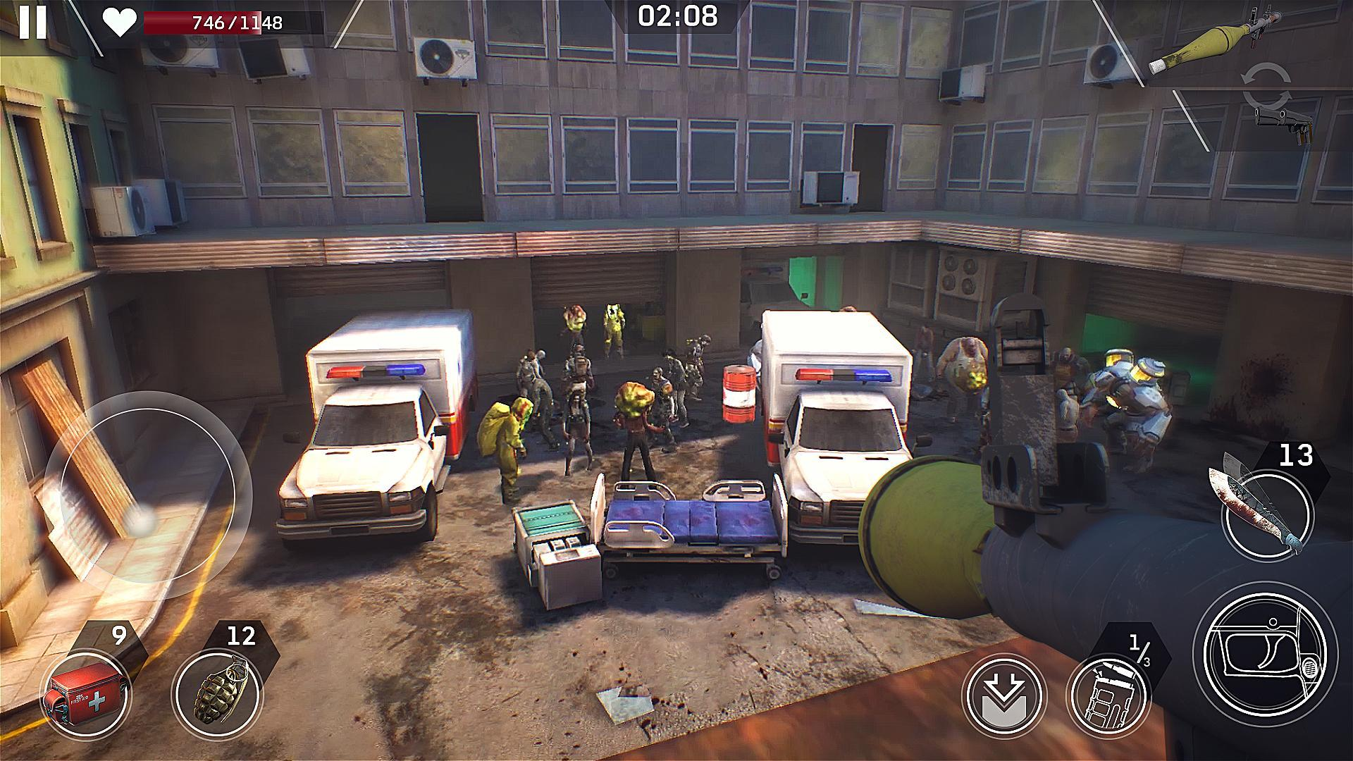 Left to Survive Zombie Survival PvP Shooter 4.2.0 Screenshot 2