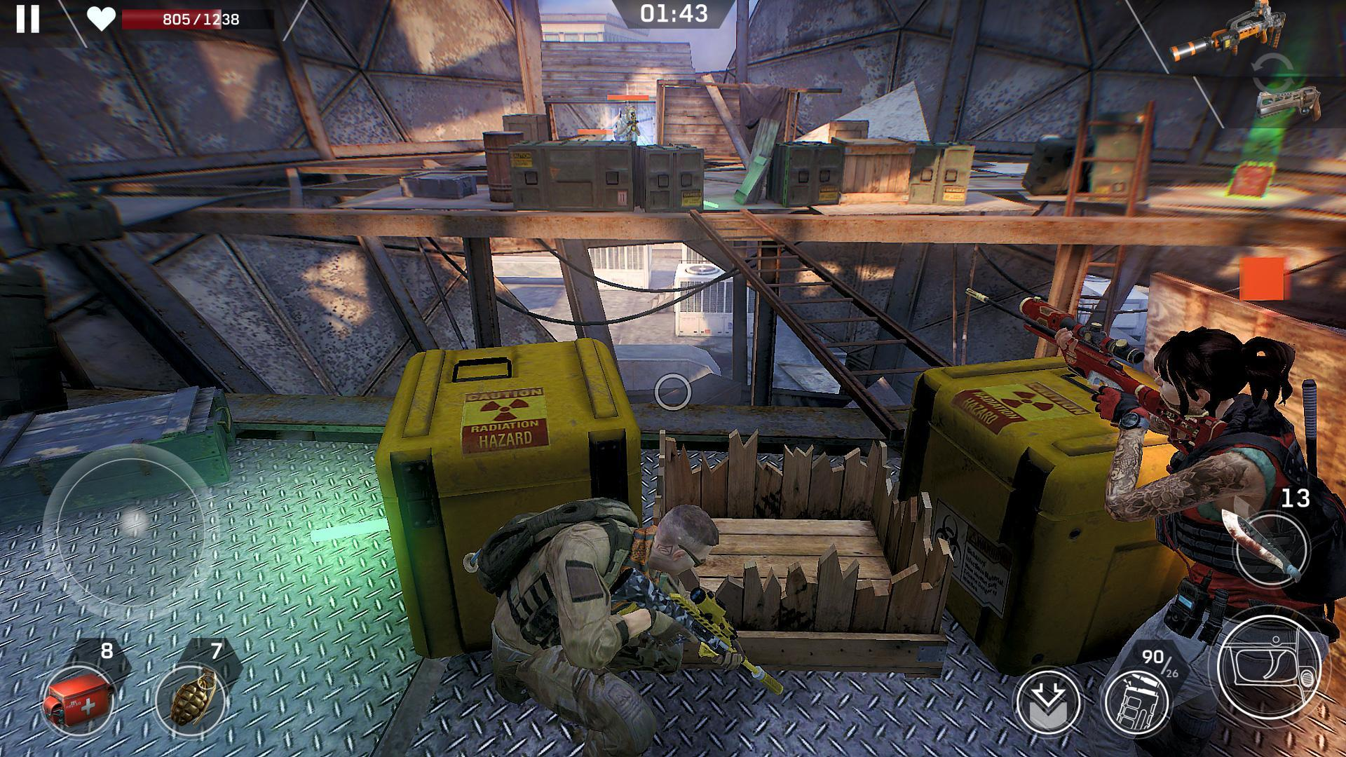 Left to Survive Zombie Survival PvP Shooter 4.2.0 Screenshot 21