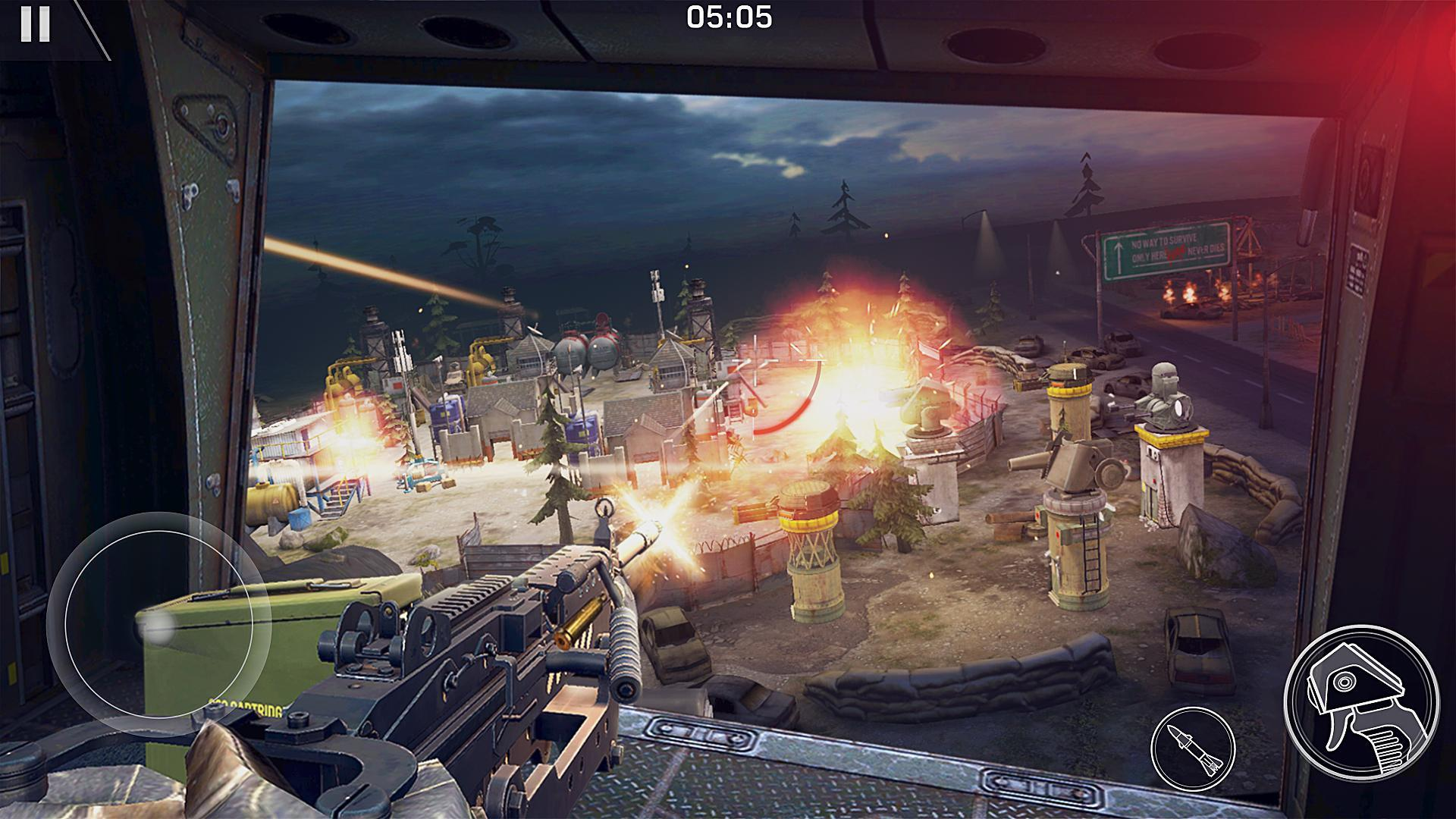 Left to Survive Zombie Survival PvP Shooter 4.2.0 Screenshot 4
