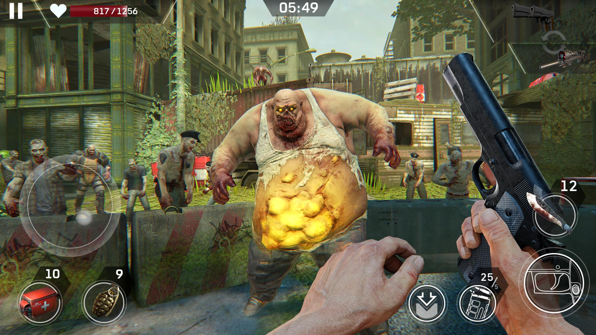 Left to Survive Zombie Survival PvP Shooter 4.2.0 Screenshot 5