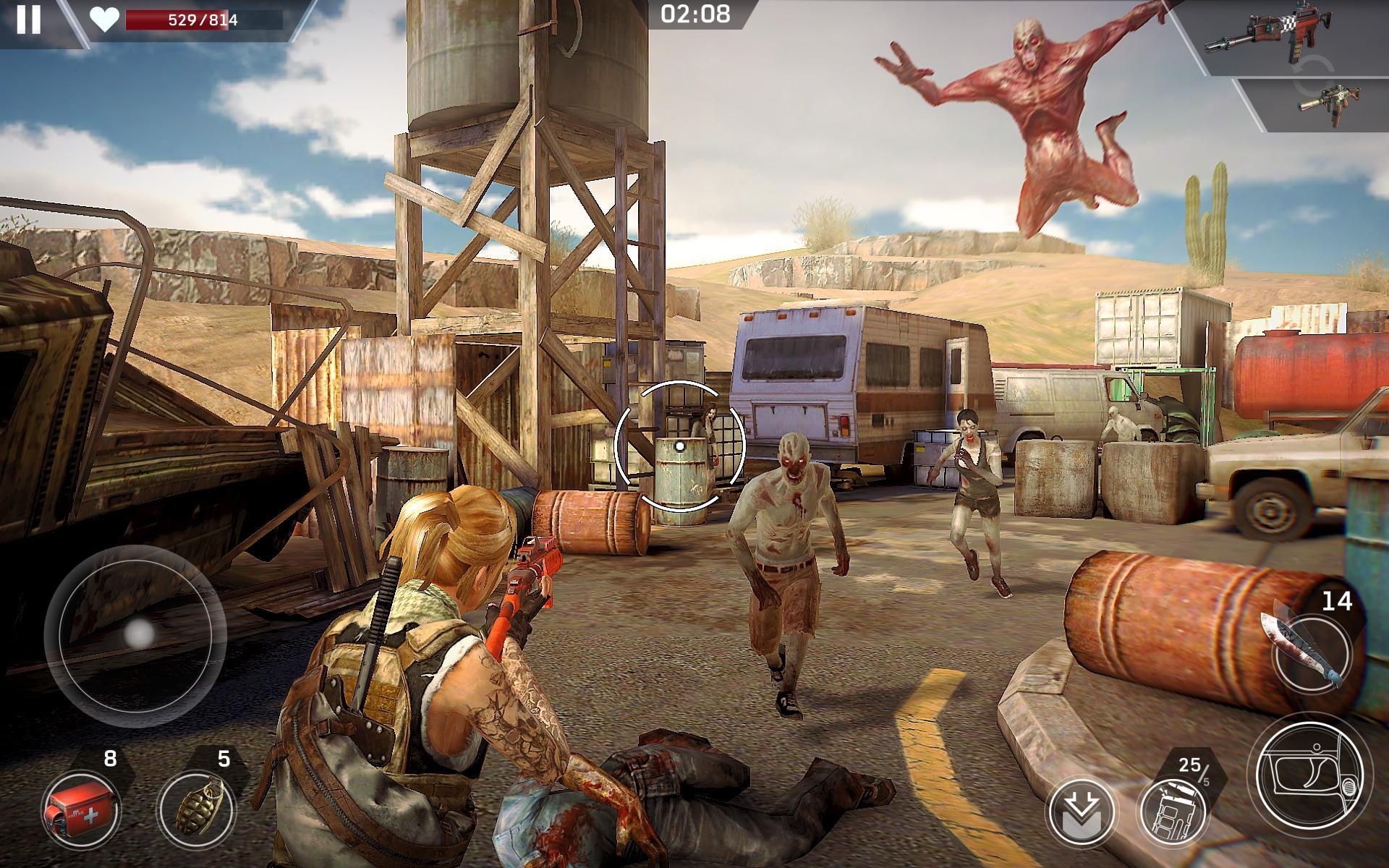 Left to Survive Zombie Survival PvP Shooter 4.2.0 Screenshot 6