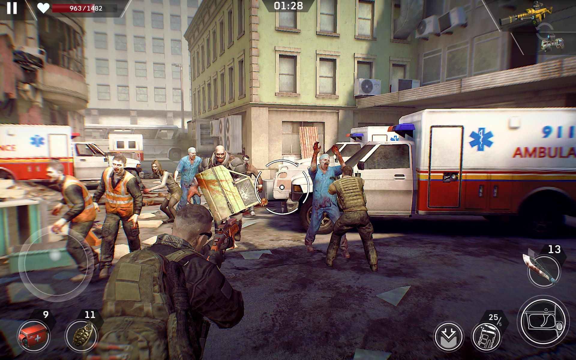 Left to Survive Zombie Survival PvP Shooter 4.2.0 Screenshot 8
