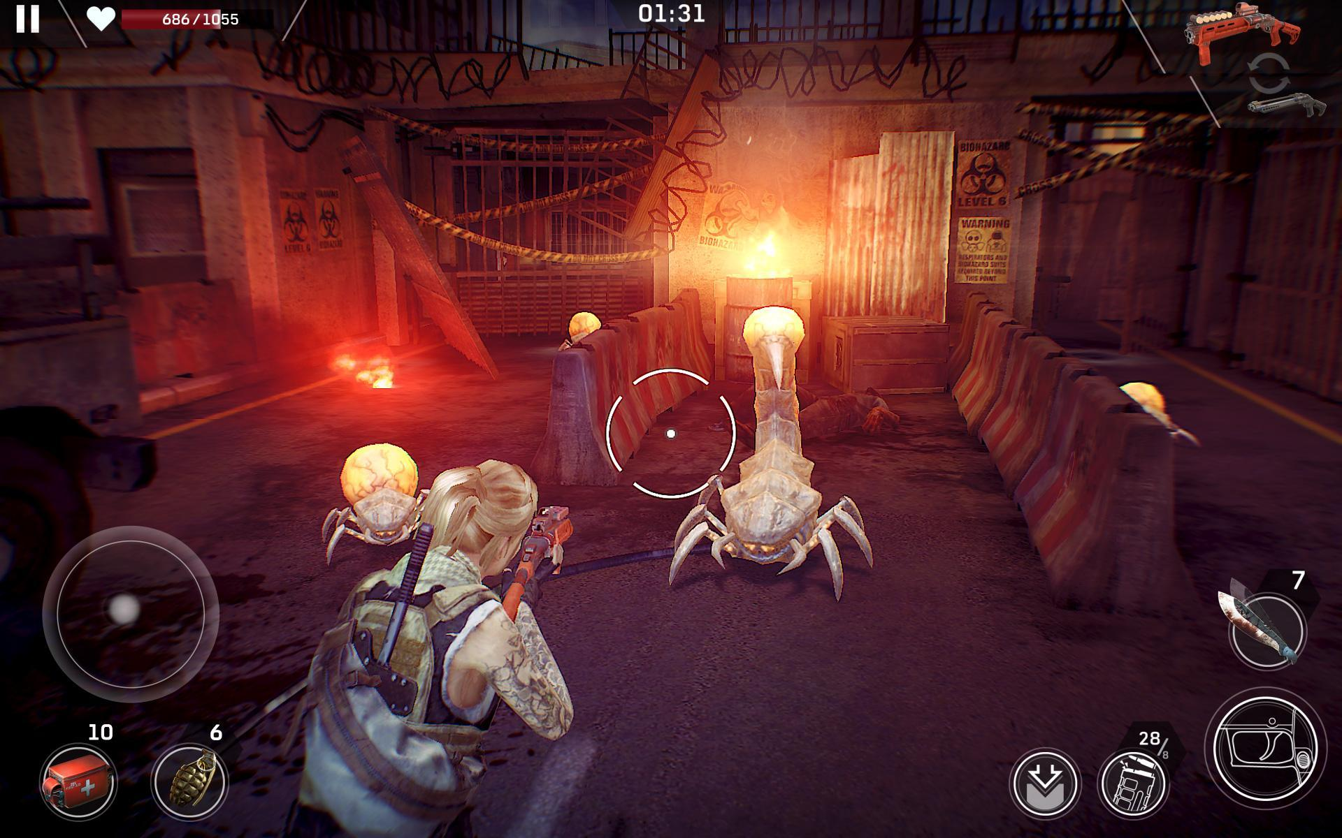 Left to Survive Zombie Survival PvP Shooter 4.2.0 Screenshot 9