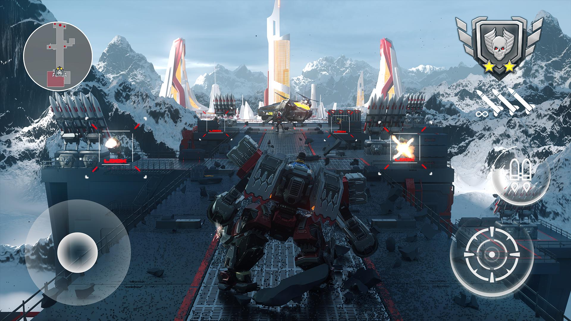 Evolution 2 Battle for Utopia. Action games 0.580.78866 Screenshot 1