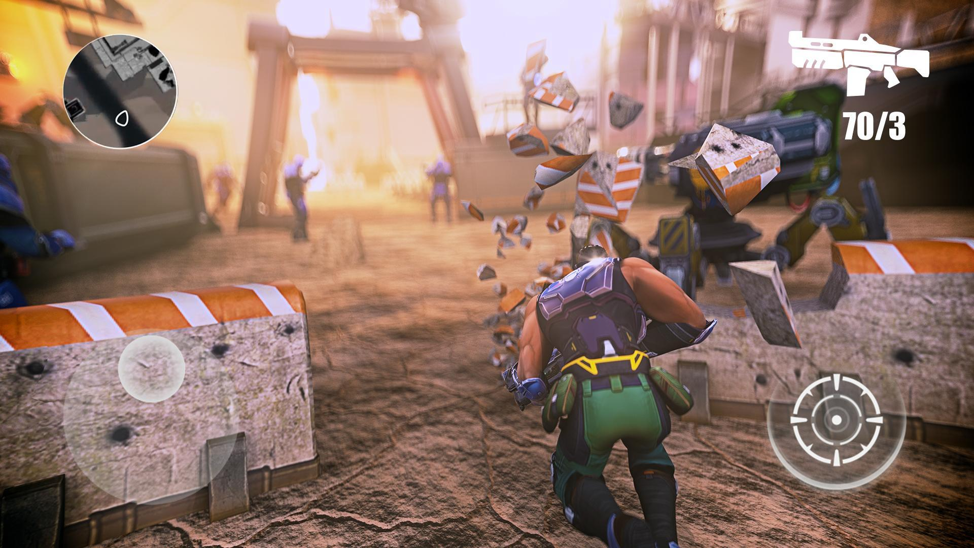 Evolution 2 Battle for Utopia. Action games 0.580.78866 Screenshot 2