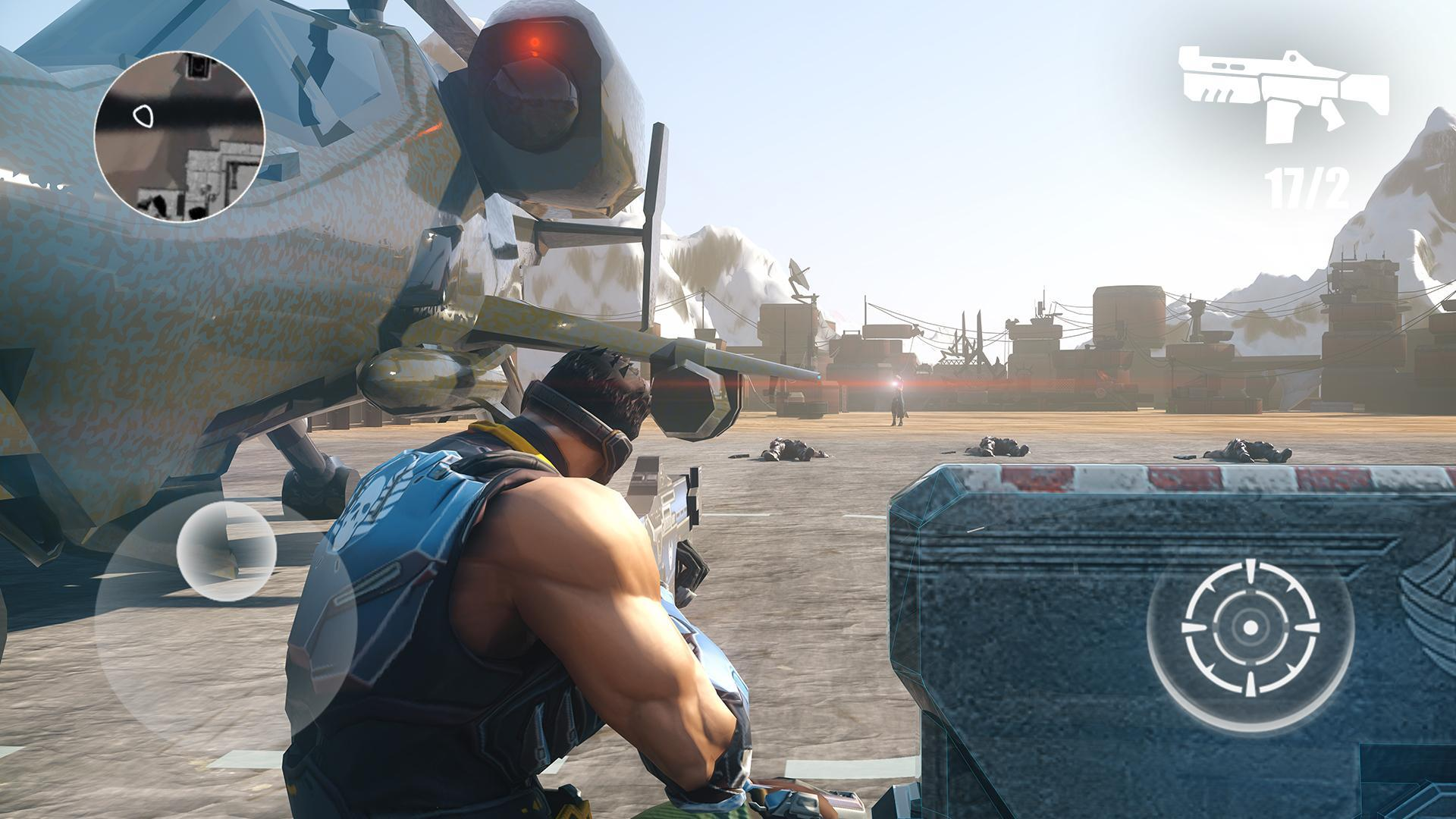 Evolution 2 Battle for Utopia. Action games 0.580.78866 Screenshot 5
