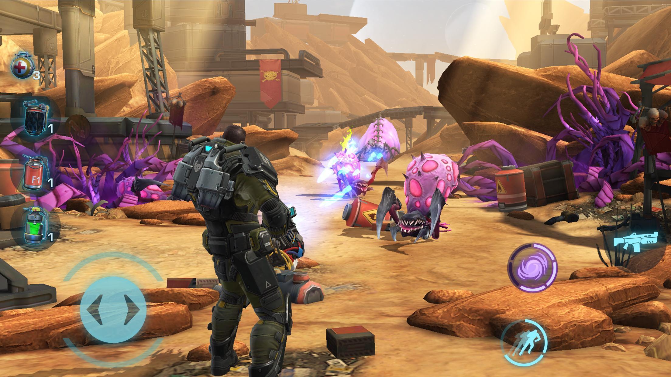 Evolution 2 Battle for Utopia. Action games 0.580.78866 Screenshot 7