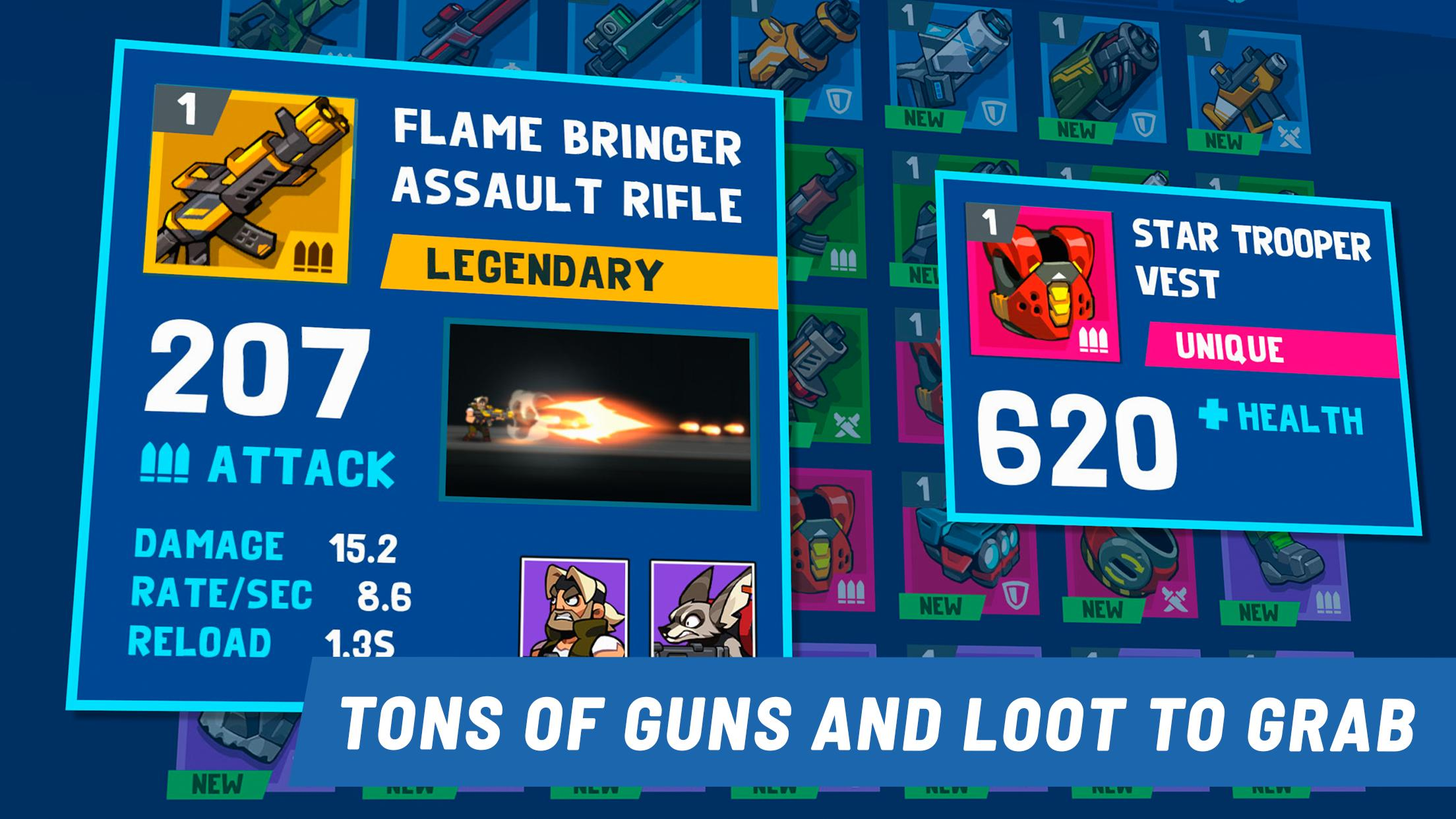 Bombastic Brothers Top Squad 1.5.51 Screenshot 13