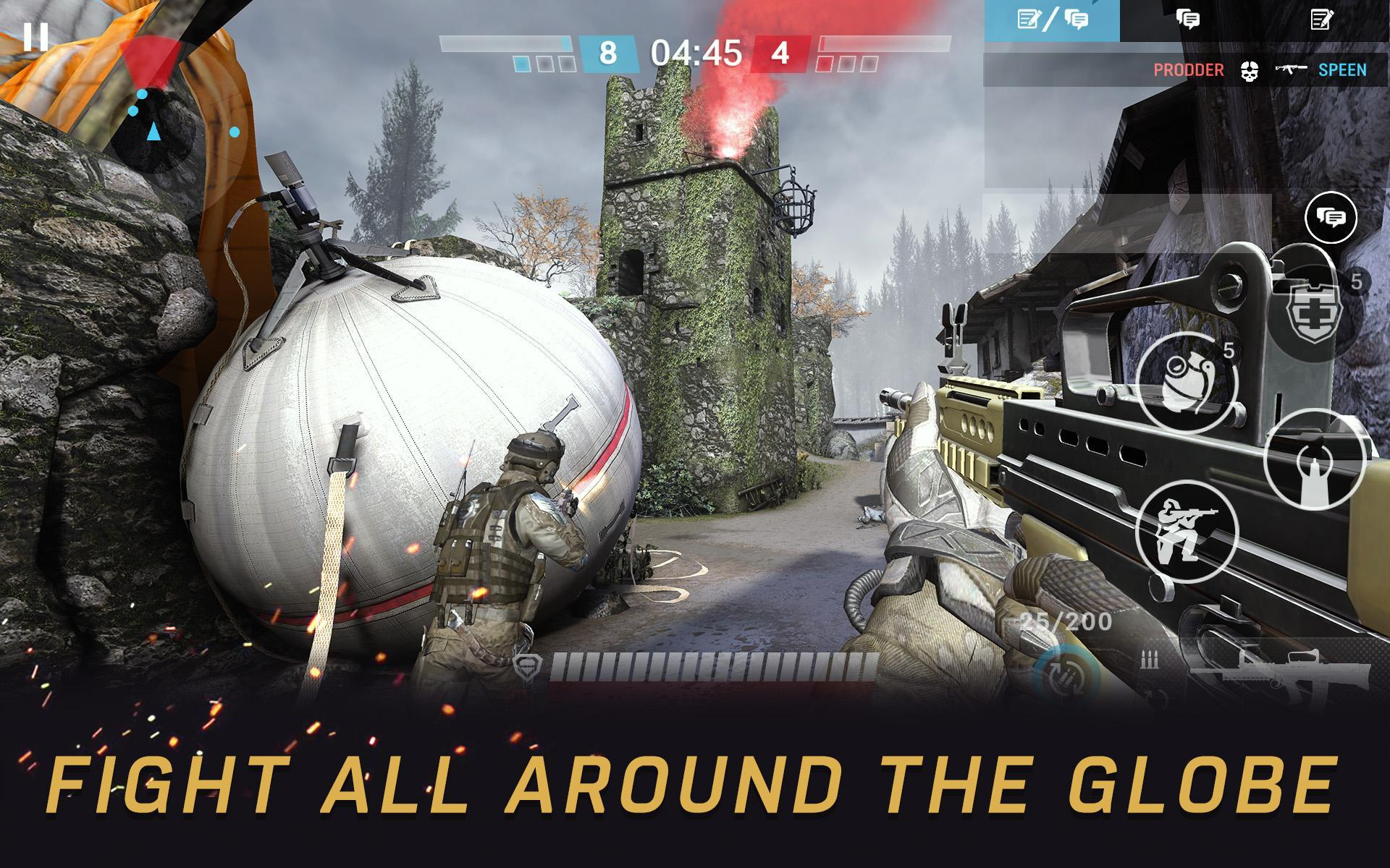 Warface Global Operations – Gun shooting game,fps 2.1.0 Screenshot 10