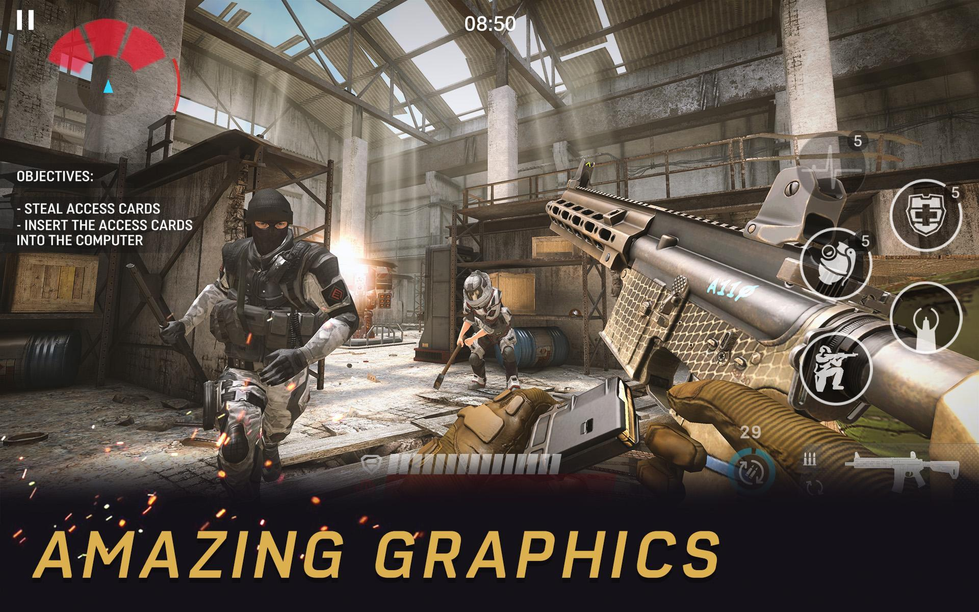 Warface Global Operations – Gun shooting game,fps 2.1.0 Screenshot 7