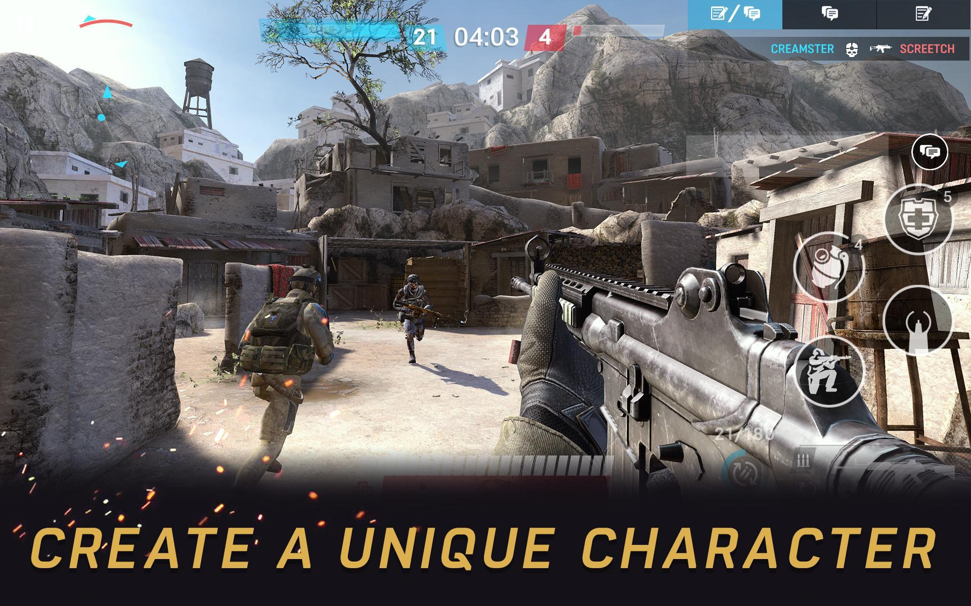 Warface Global Operations – Gun shooting game,fps 2.1.0 Screenshot 9