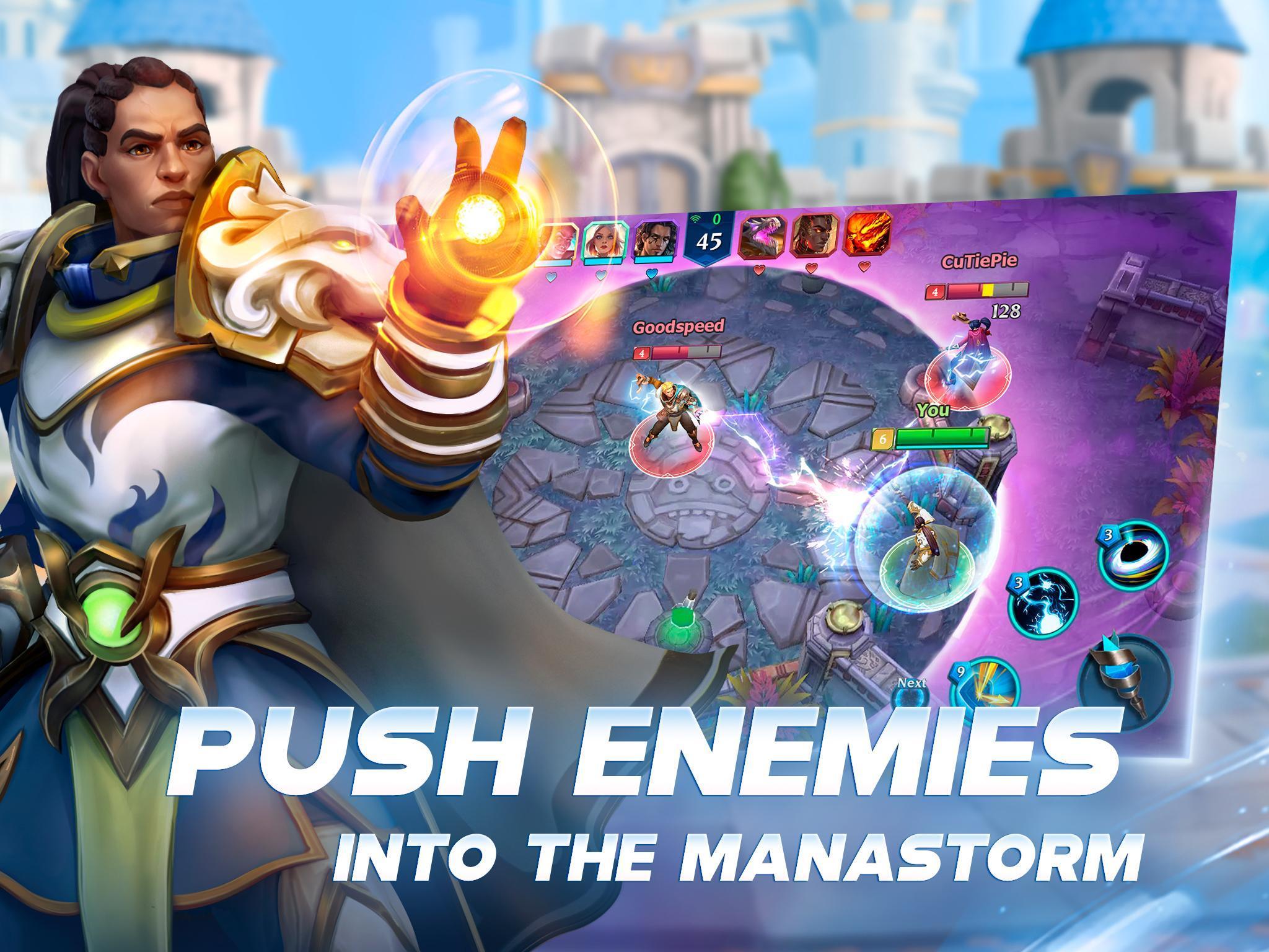 Manastorm Arena of Legends 1.7.0 Screenshot 10