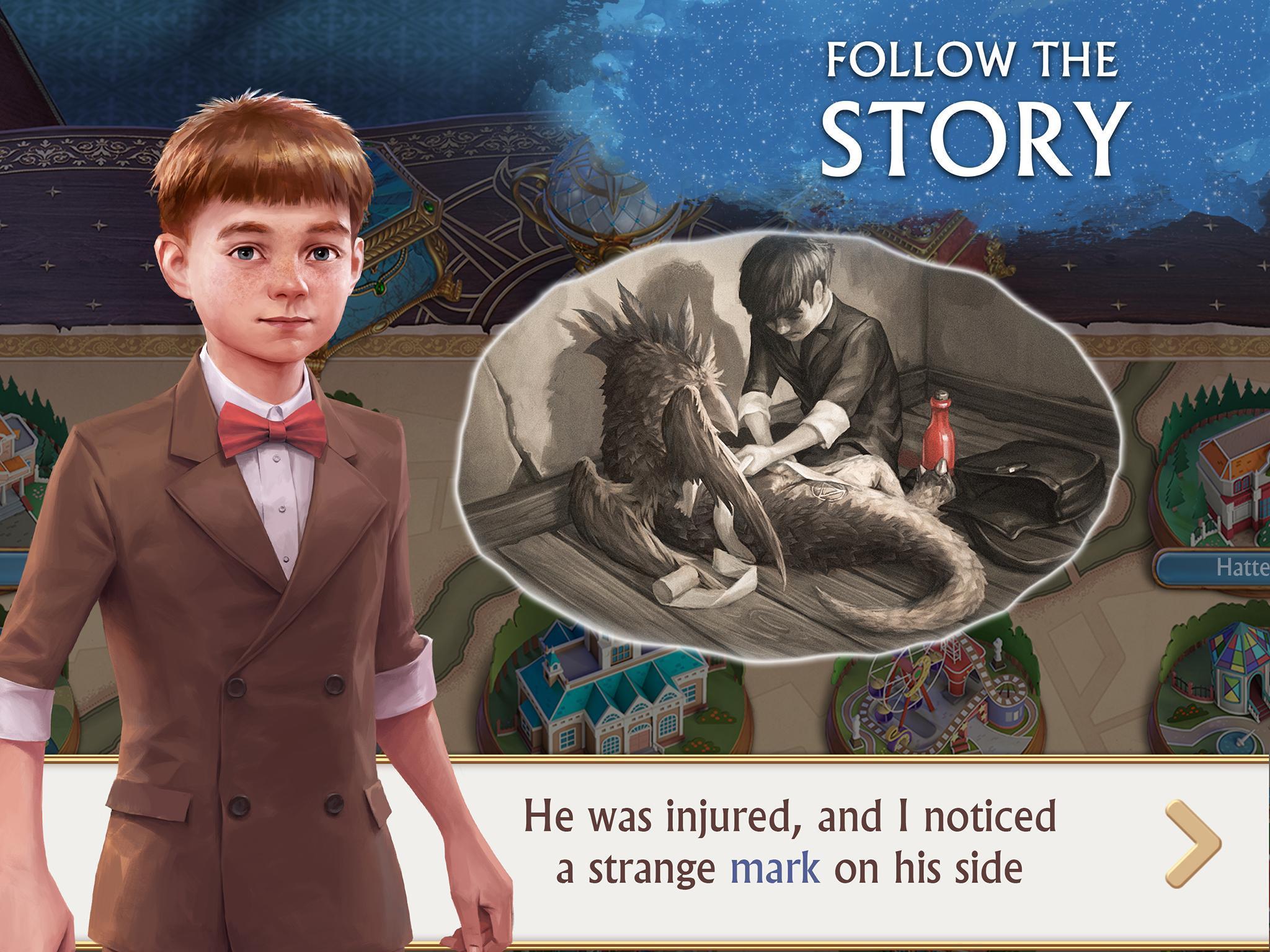 Ravenhill®: Hidden Mystery - Match-3 with a Story 2.21.1 Screenshot 9