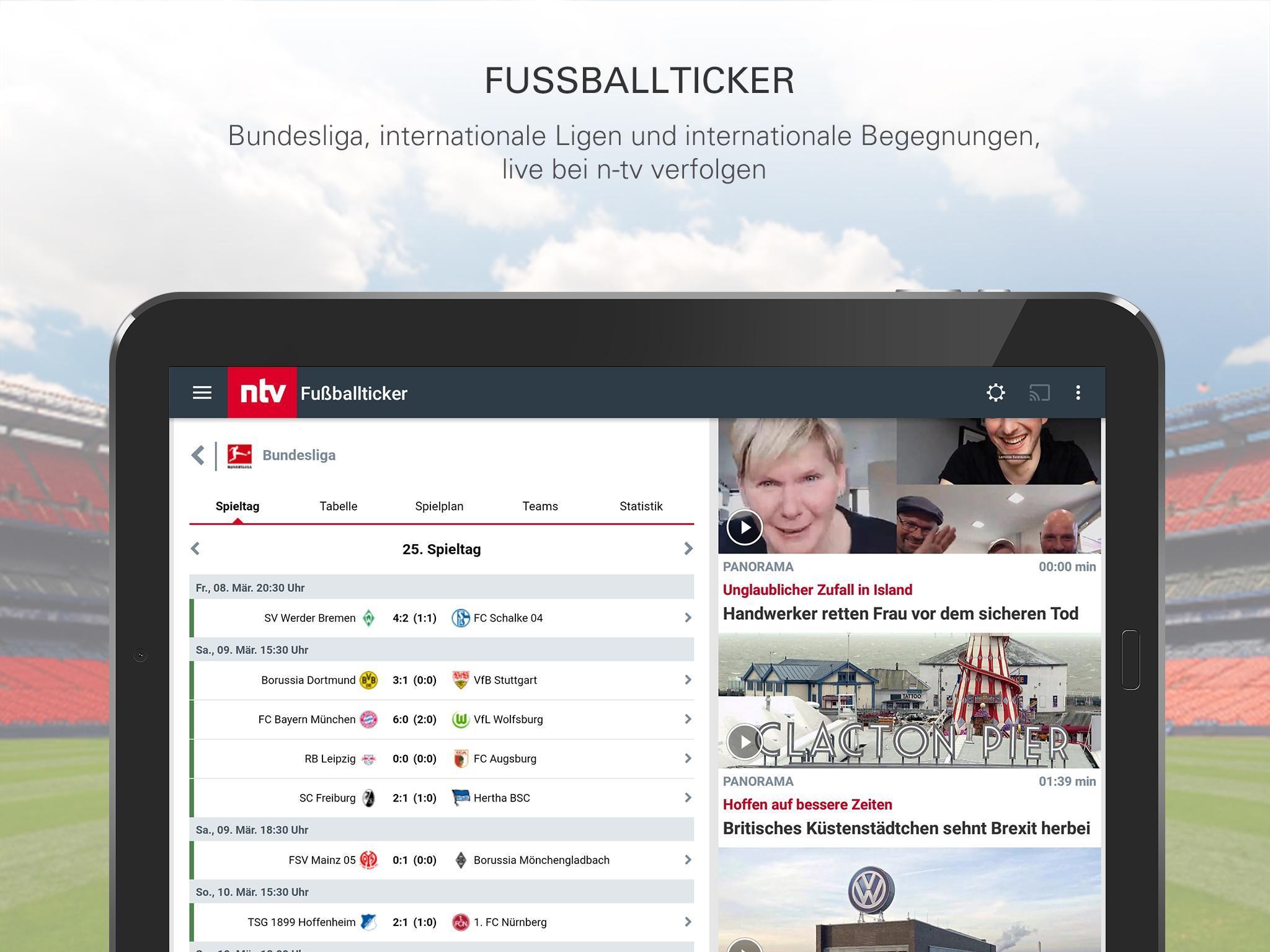 ntv Nachrichten 5.7.0.2 Screenshot 11