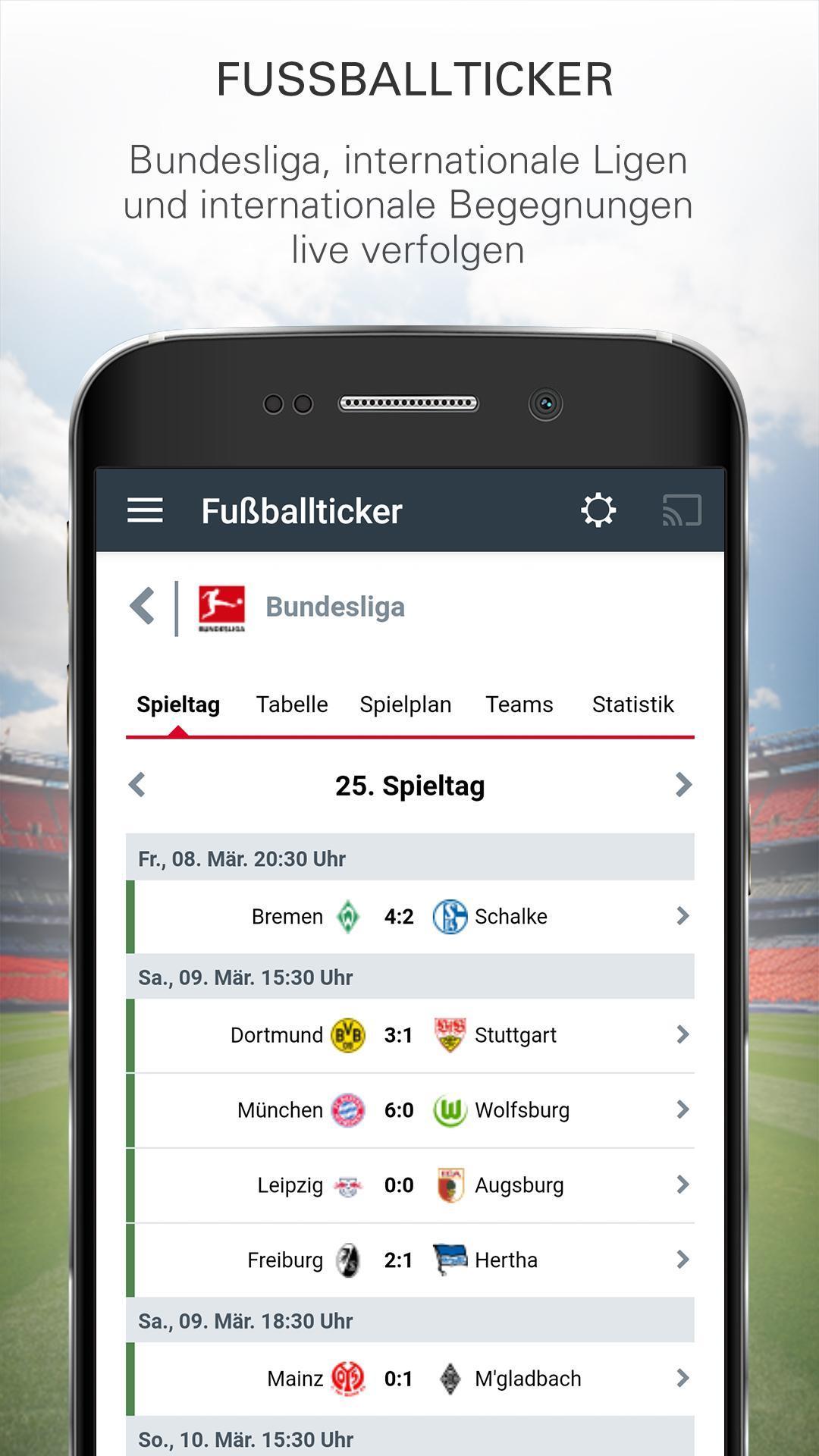 ntv Nachrichten 5.7.0.2 Screenshot 4