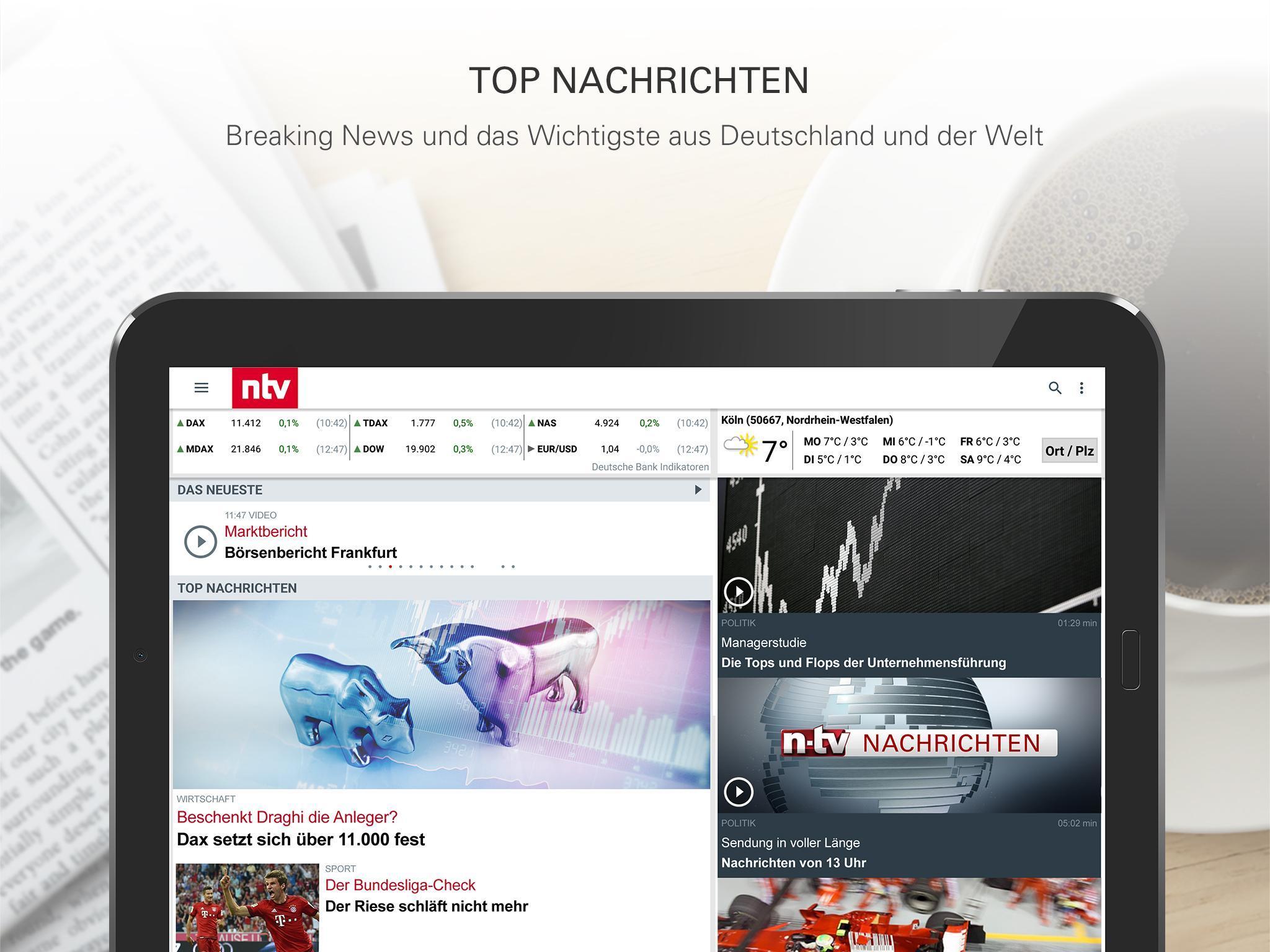 ntv Nachrichten 5.7.0.2 Screenshot 7