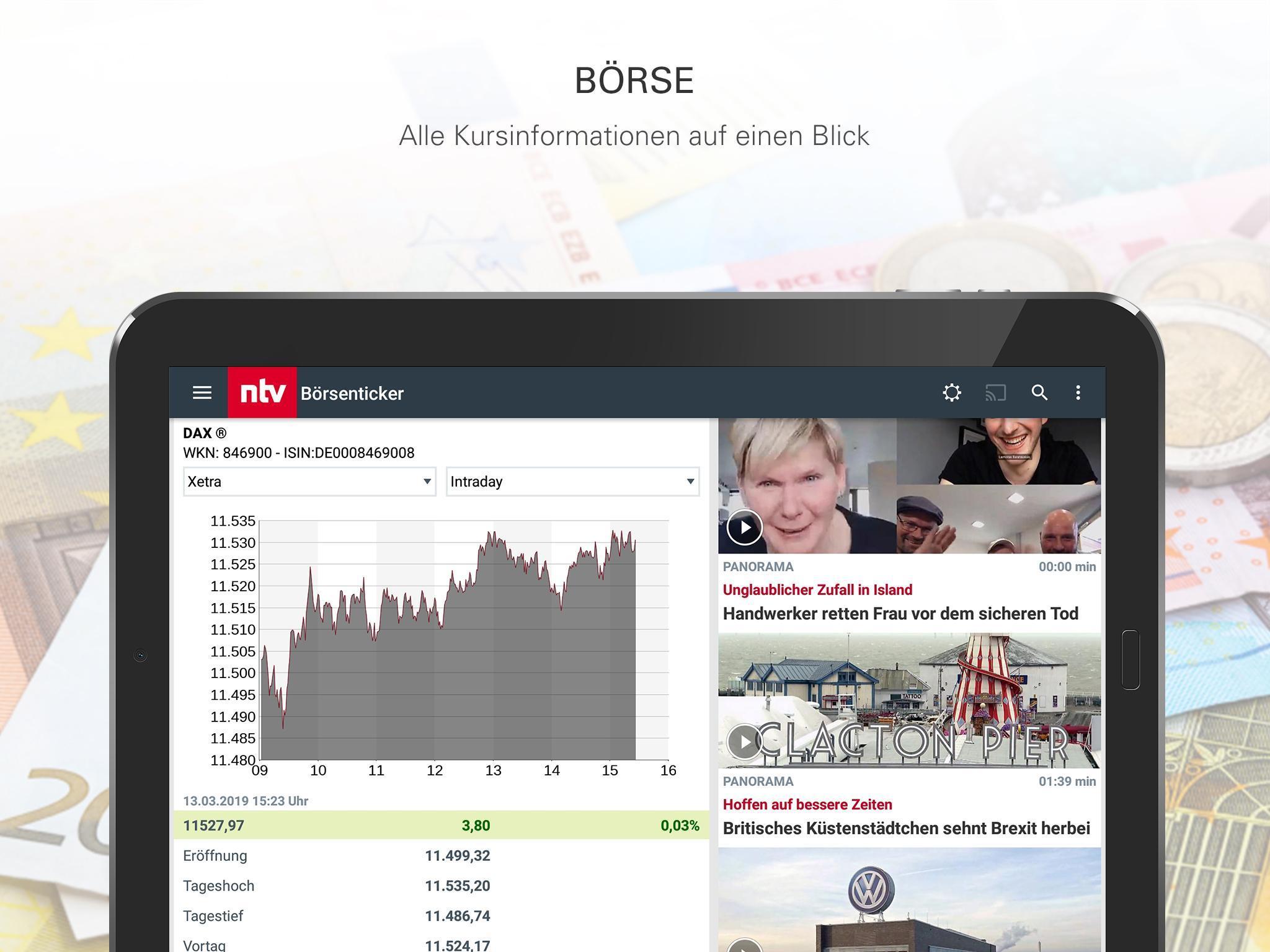 ntv Nachrichten 5.7.0.2 Screenshot 9