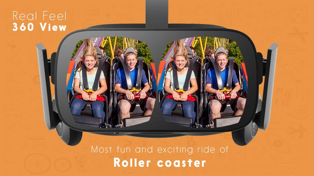 Roller Coaster 360 VR 1 Screenshot 2
