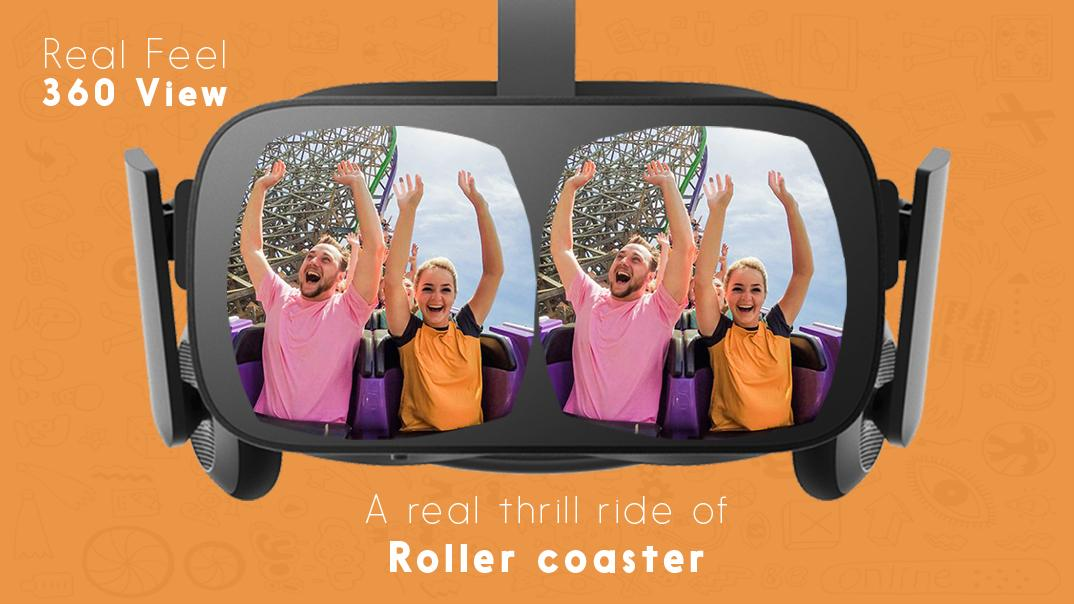 Roller Coaster 360 VR 1 Screenshot 3