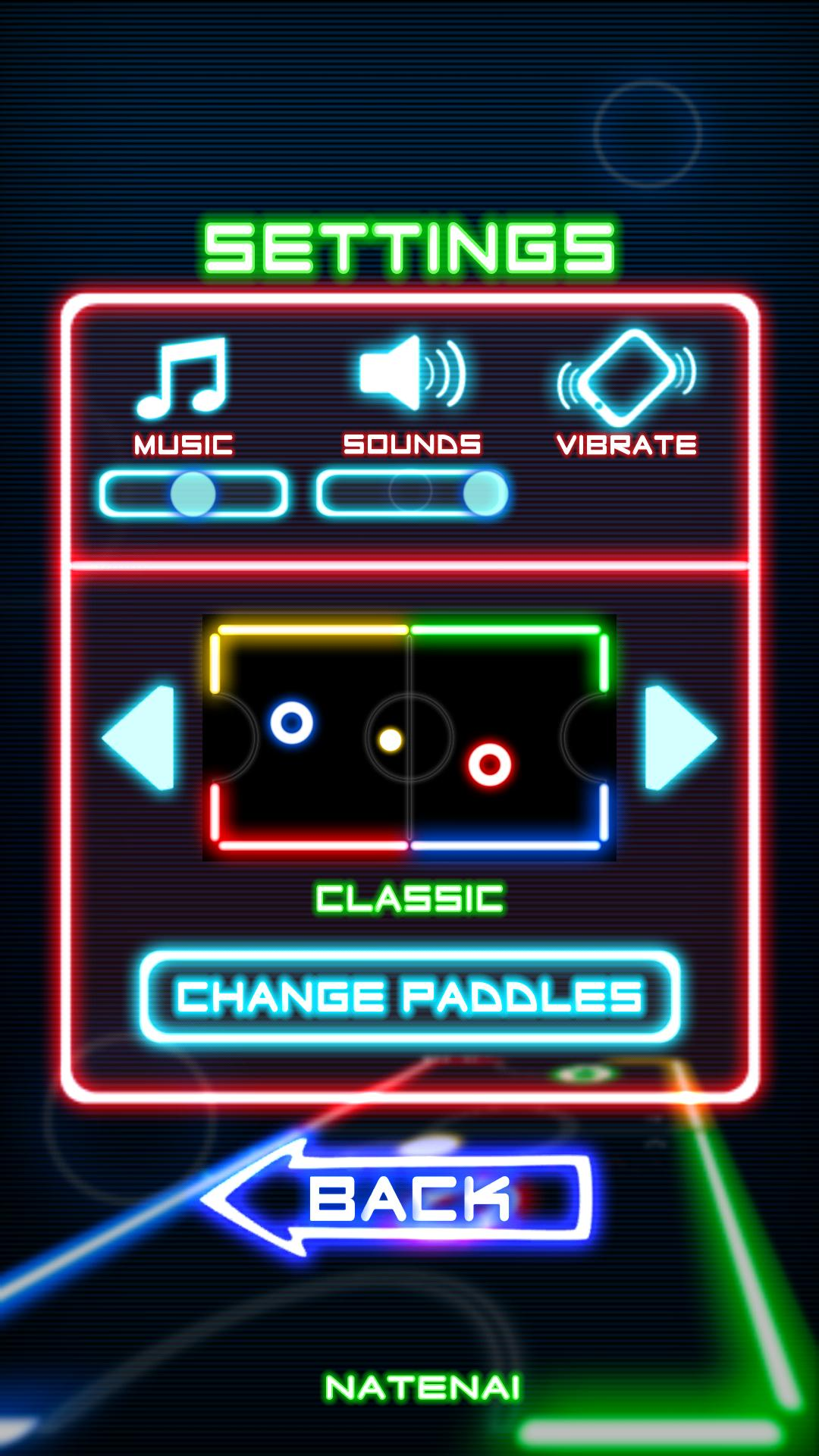 Glow Hockey 1.3.8 Screenshot 11