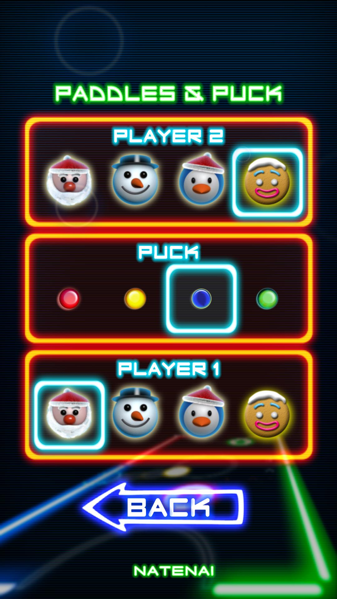Glow Hockey 1.3.8 Screenshot 4
