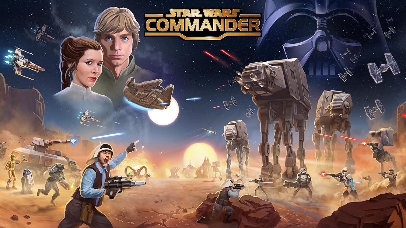Star Wars™: Commander 7.8.1.253 Screenshot 1