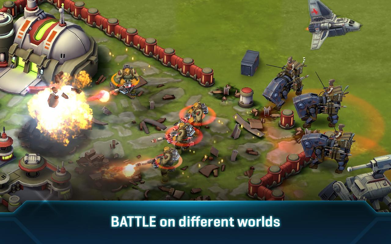 Star Wars™: Commander 7.8.1.253 Screenshot 11