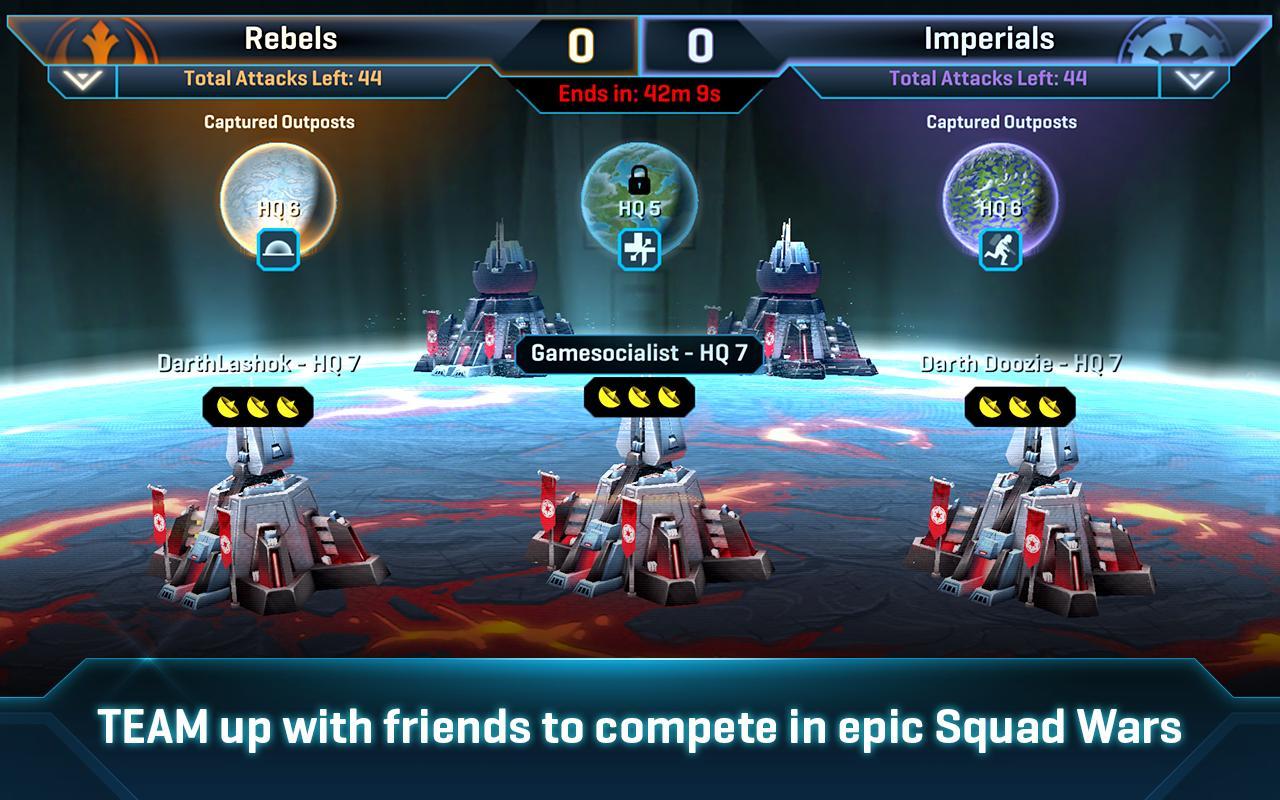 Star Wars™: Commander 7.8.1.253 Screenshot 18