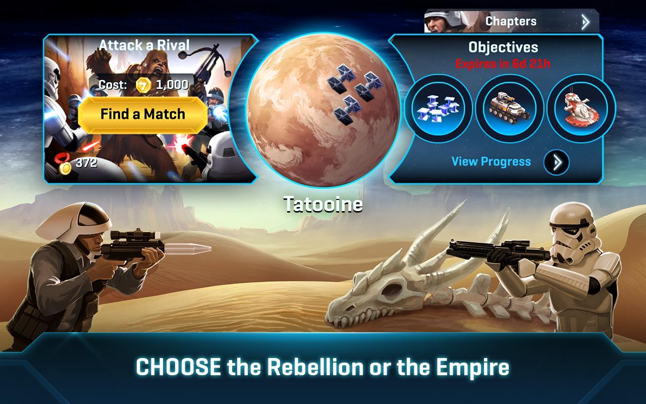 Star Wars™: Commander 7.8.1.253 Screenshot 5