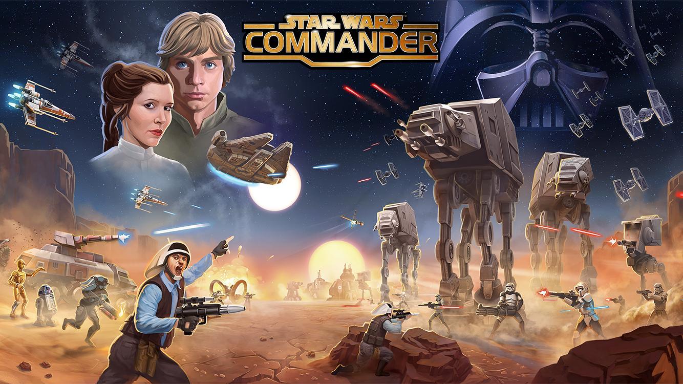 Star Wars™: Commander 7.8.1.253 Screenshot 9
