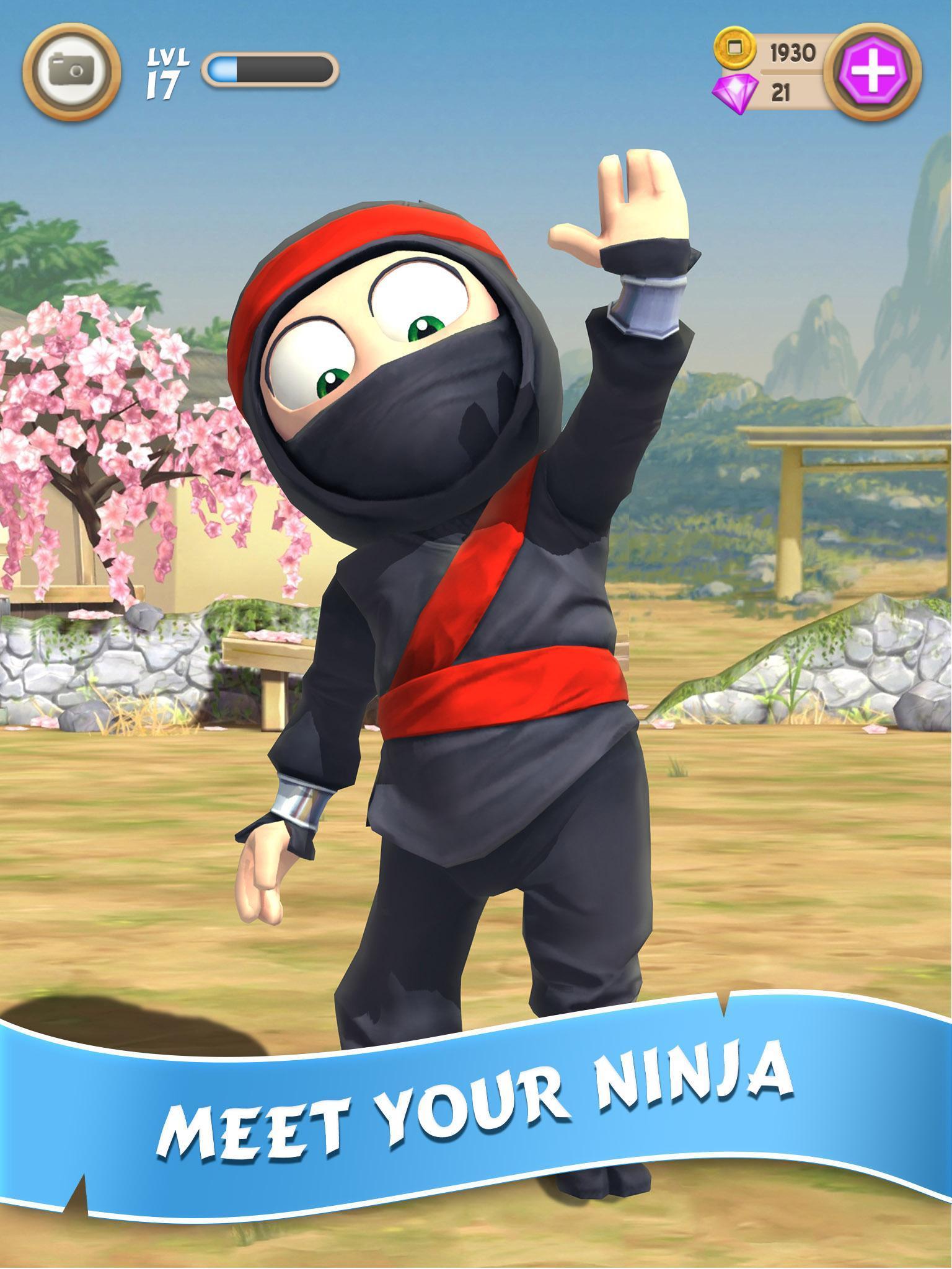 Clumsy Ninja 1.31.0 Screenshot 1