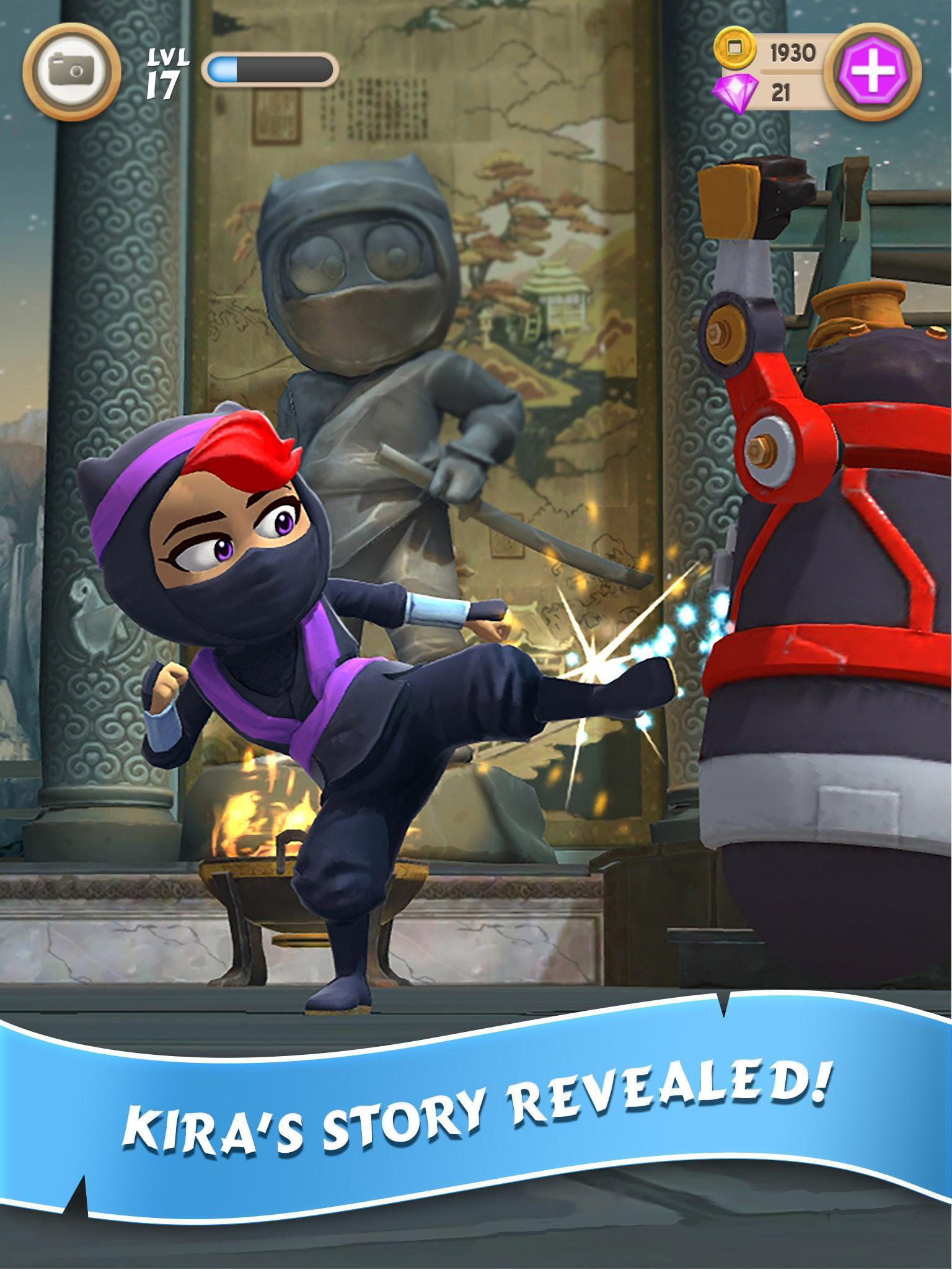 Clumsy Ninja 1.31.0 Screenshot 10
