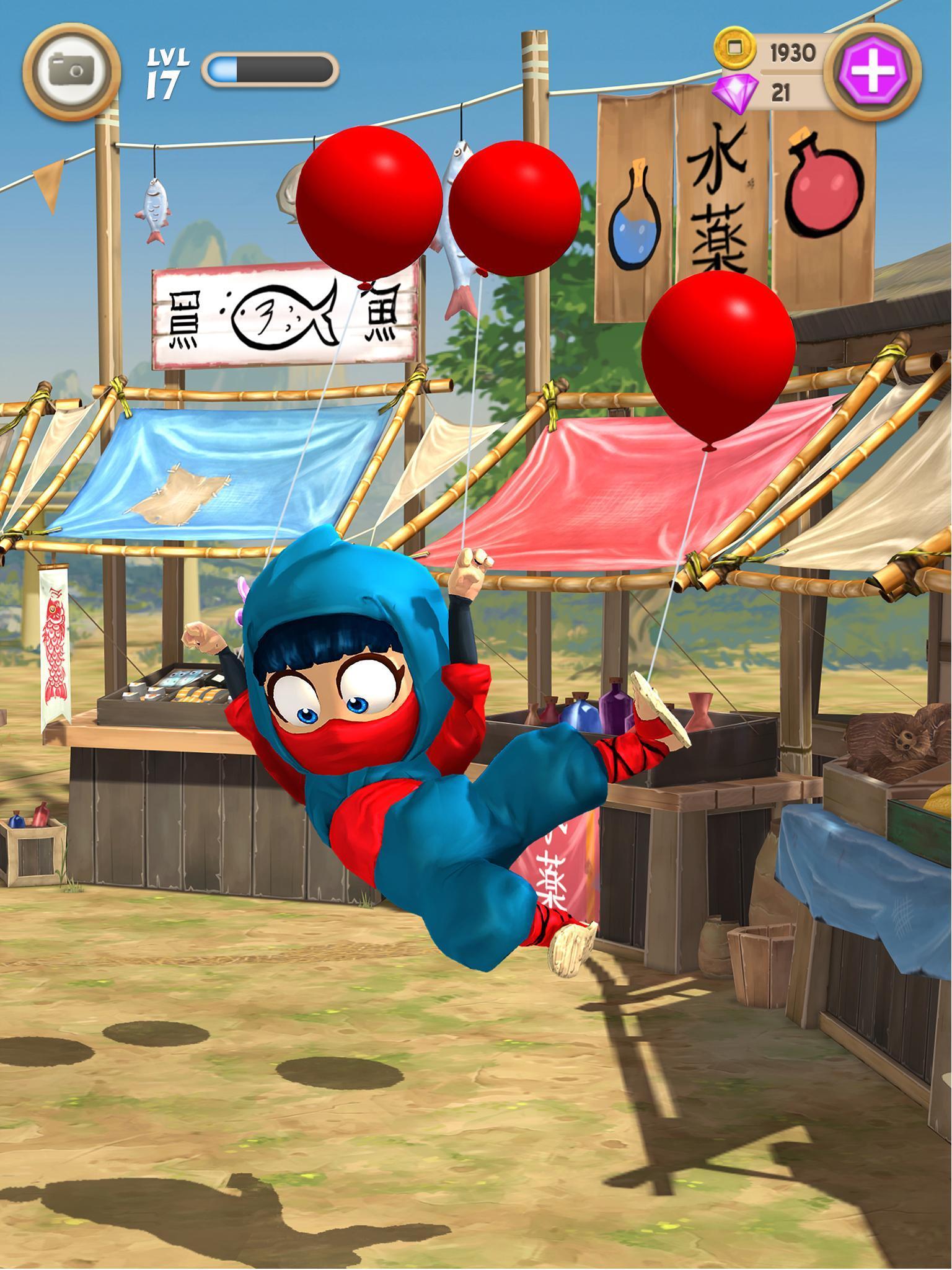 Clumsy Ninja 1.31.0 Screenshot 13