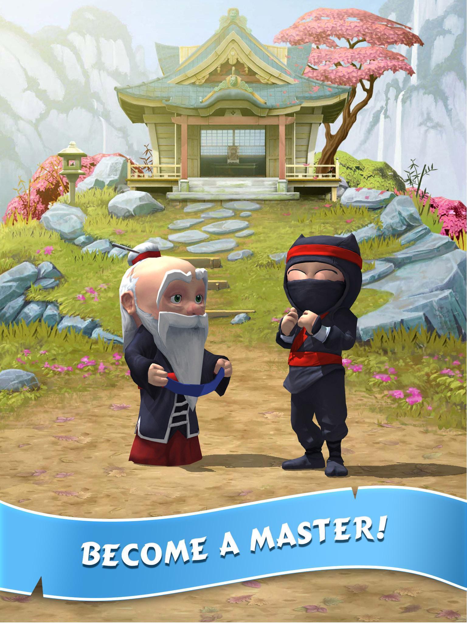 Clumsy Ninja 1.31.0 Screenshot 14