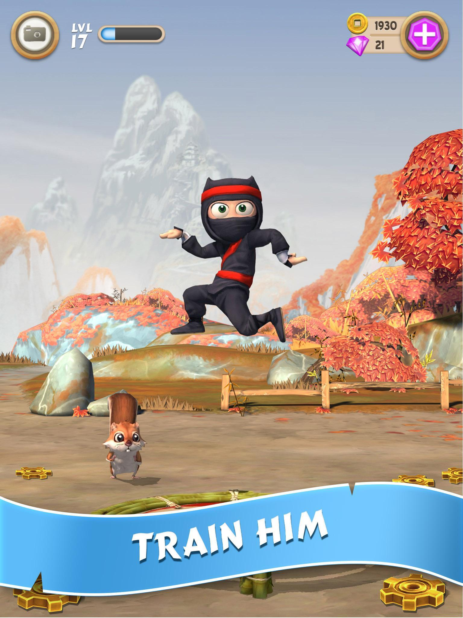 Clumsy Ninja 1.31.0 Screenshot 2