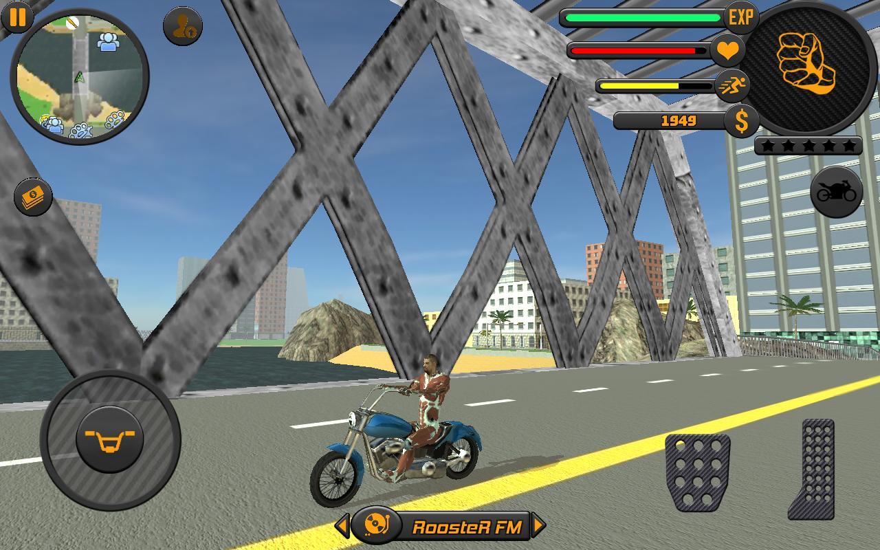 Rope Hero 3 2.1 Screenshot 3