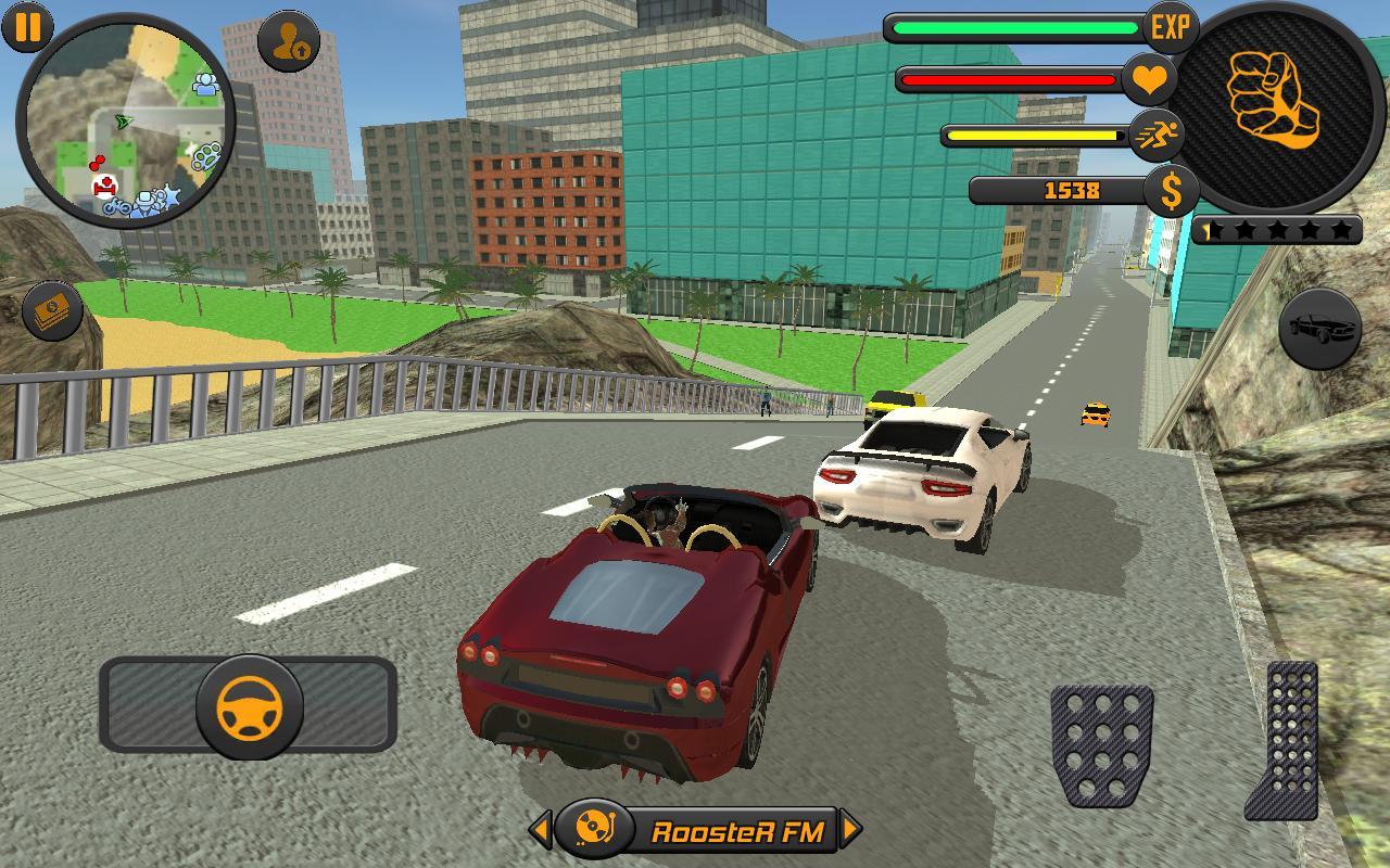 Rope Hero 3 2.1 Screenshot 4