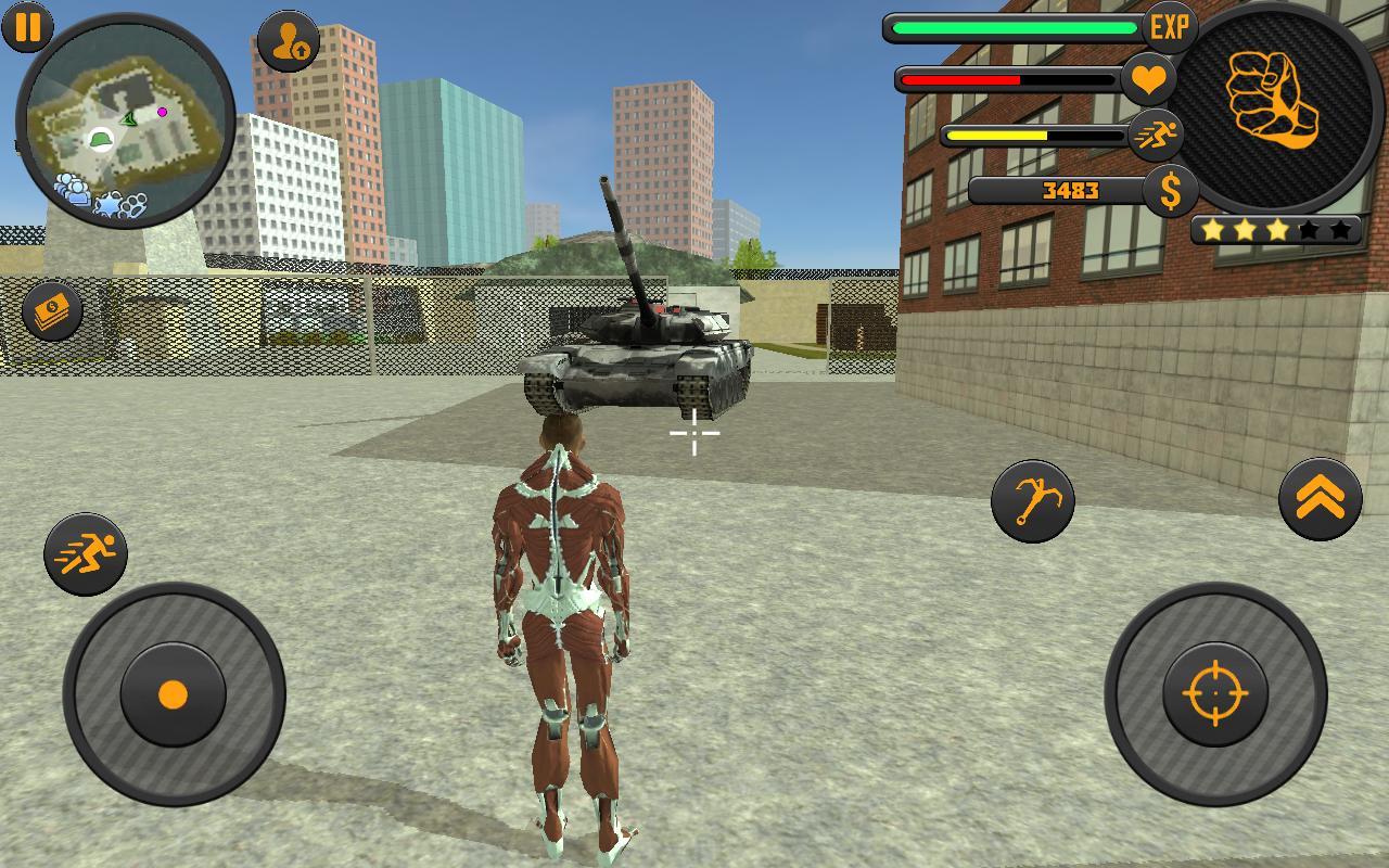 Rope Hero 3 2.1 Screenshot 5