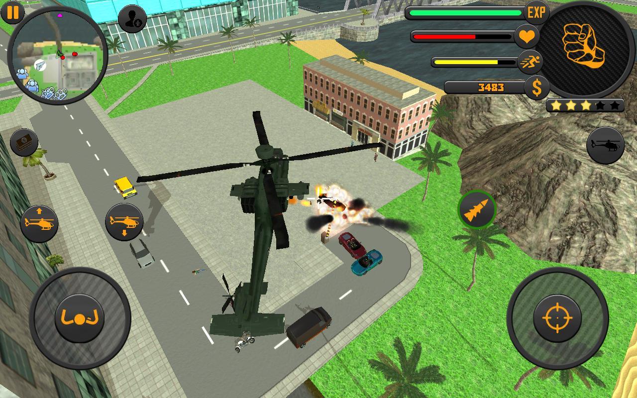 Rope Hero 3 2.1 Screenshot 6