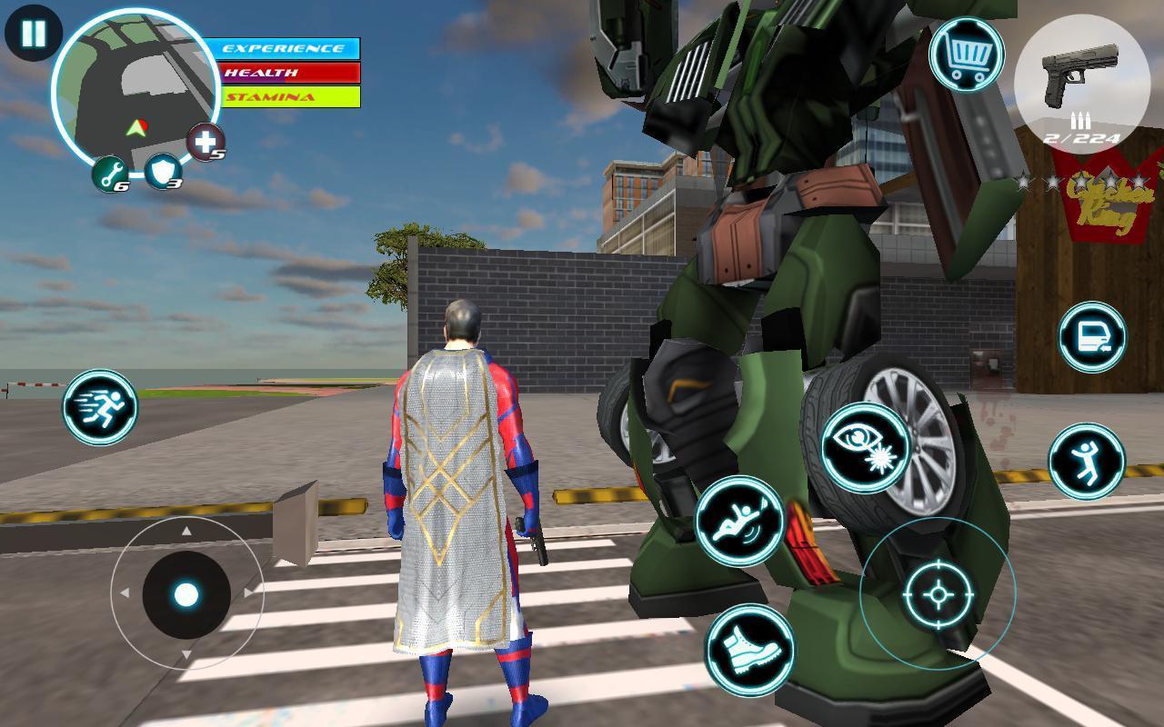 Superhero 2.6 Screenshot 1