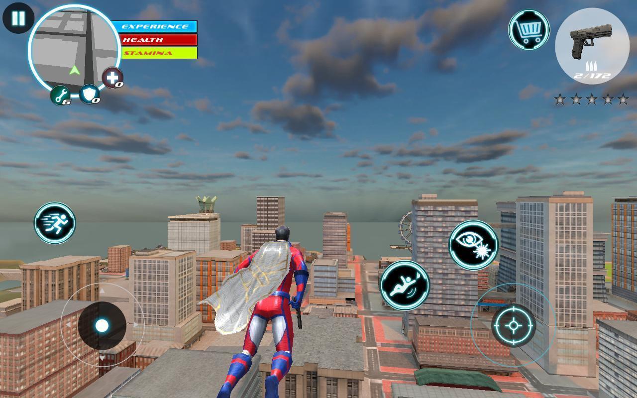 Superhero 2.6 Screenshot 3