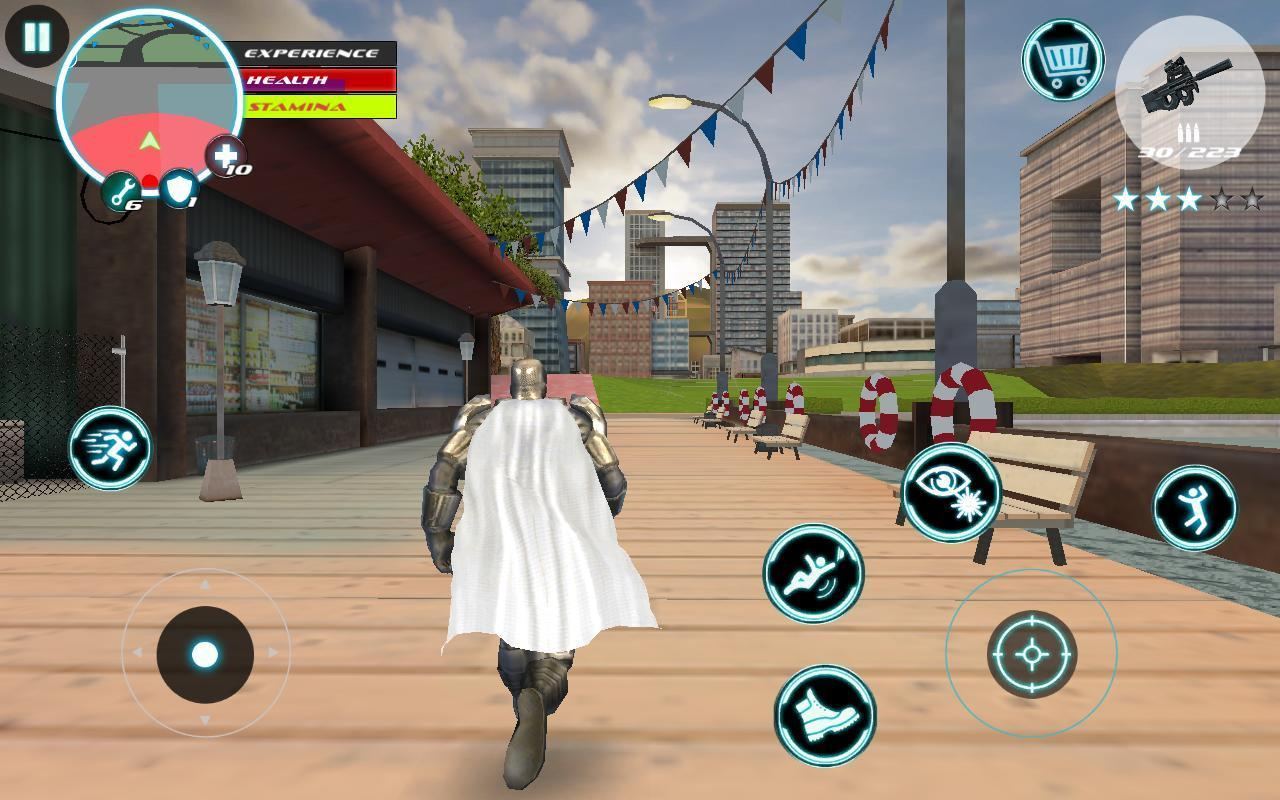 Superhero 2.6 Screenshot 4