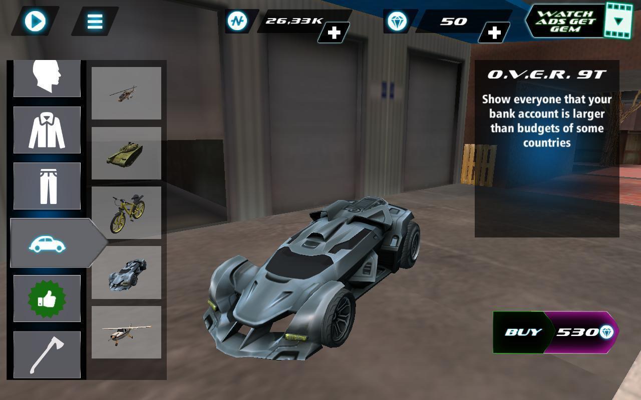Superhero 2.6 Screenshot 5