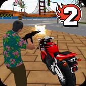 Vegas Crime Simulator 2 app icon