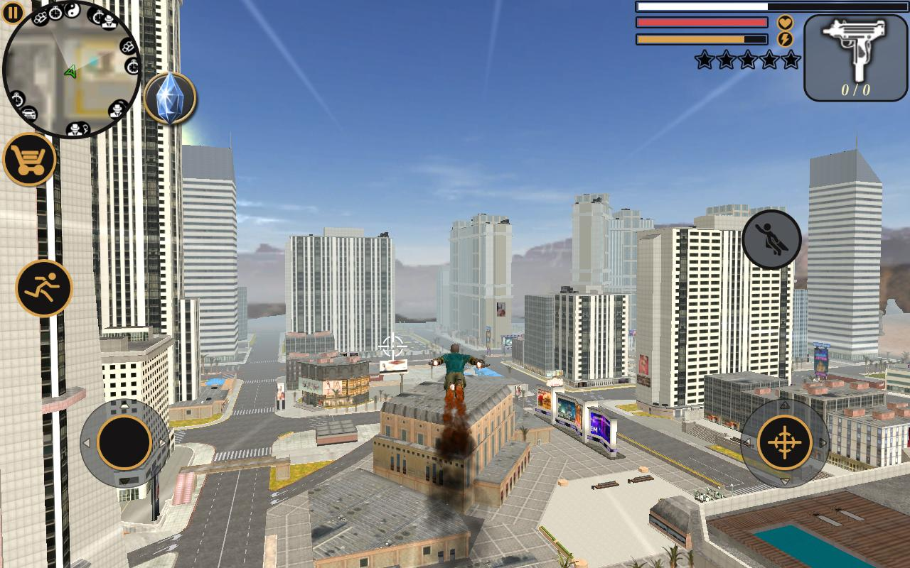 Vegas Crime Simulator 2 2.1.190 Screenshot 1
