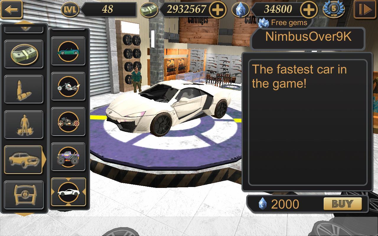 Vegas Crime Simulator 2 2.1.190 Screenshot 3