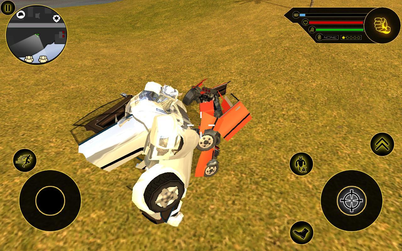 Robot Car 2.4 Screenshot 1