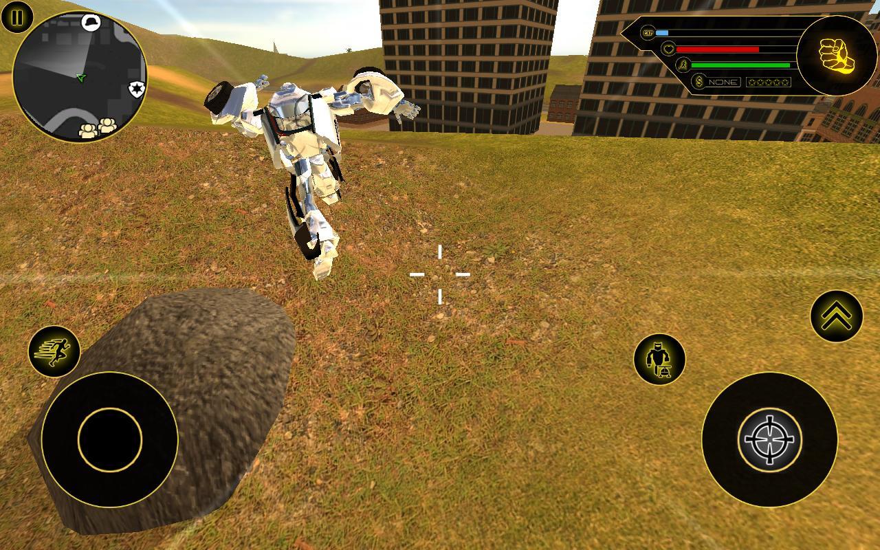 Robot Car 2.4 Screenshot 3
